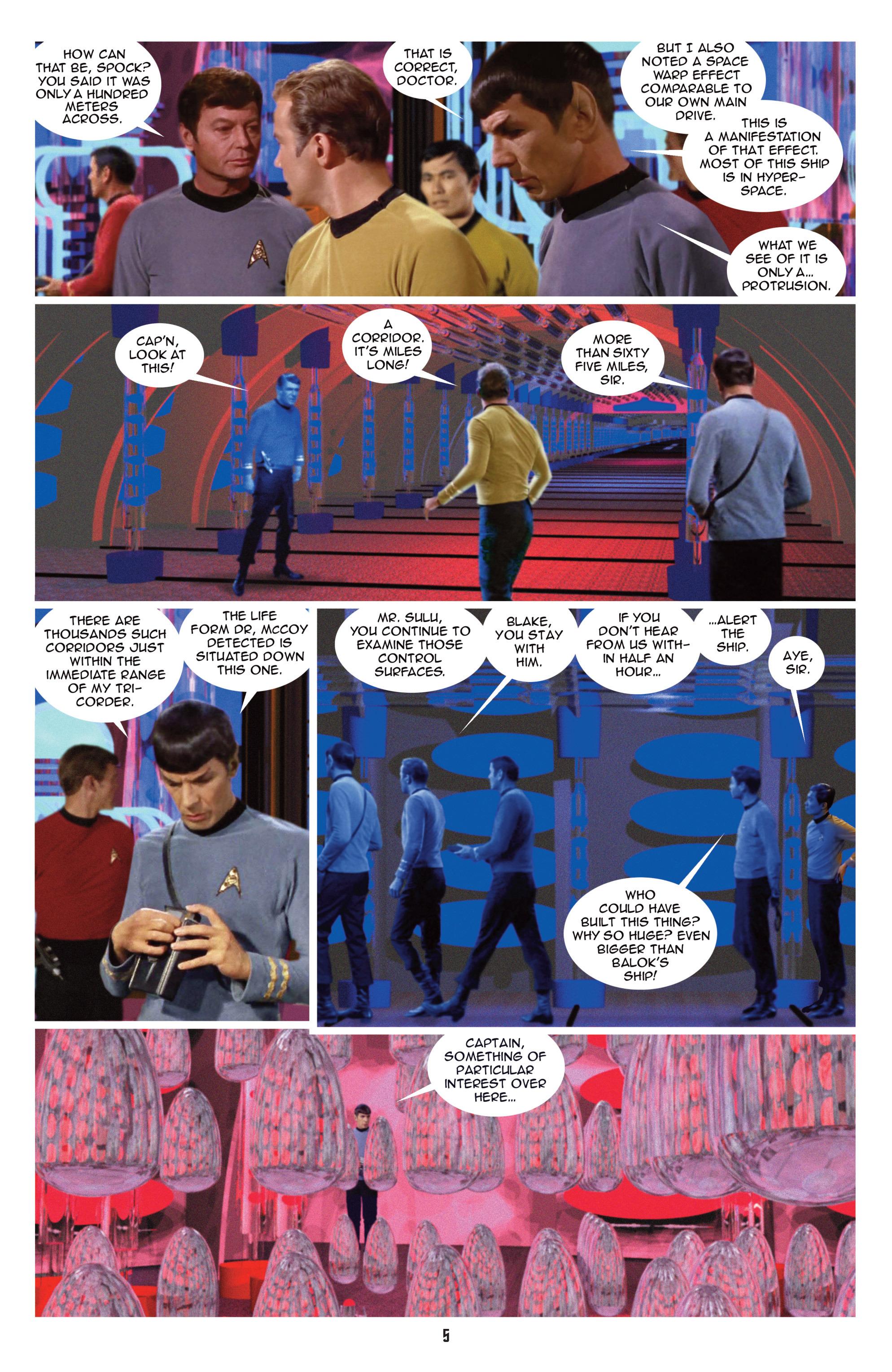 Read online Star Trek: New Visions comic -  Issue #15 - 7