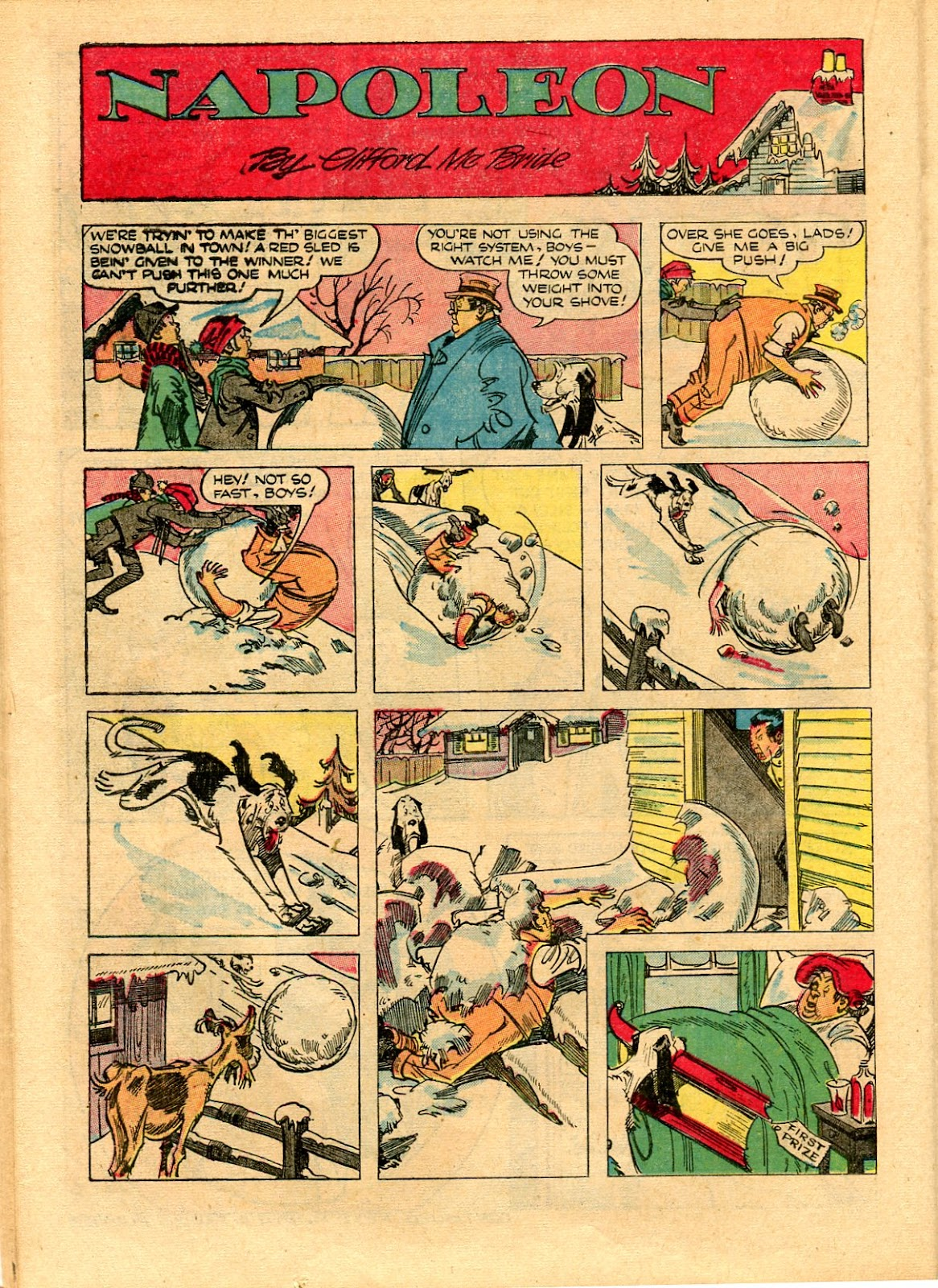 Read online Famous Funnies comic -  Issue #101 - 42