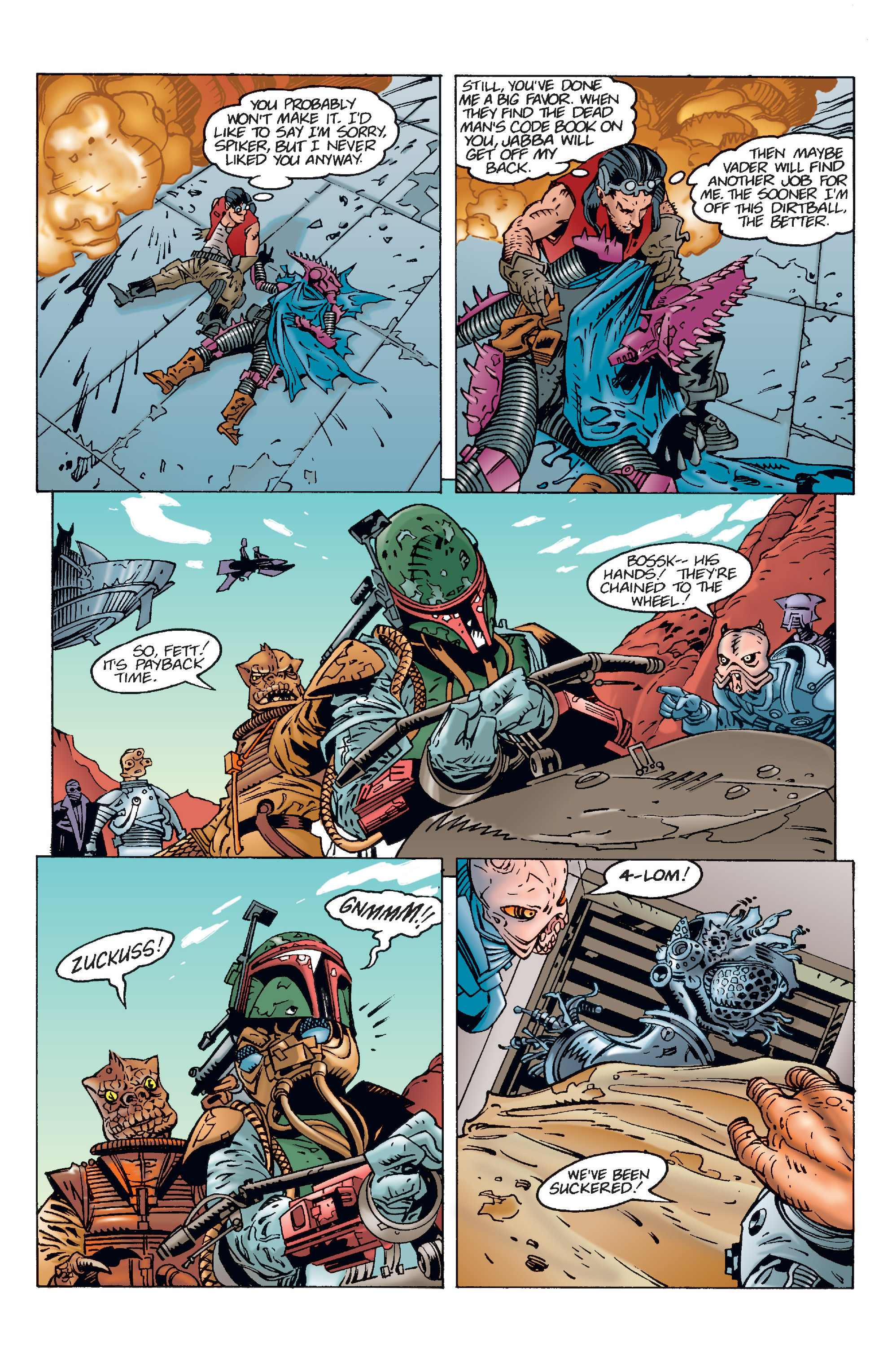Read online Star Wars Omnibus comic -  Issue # Vol. 11 - 150