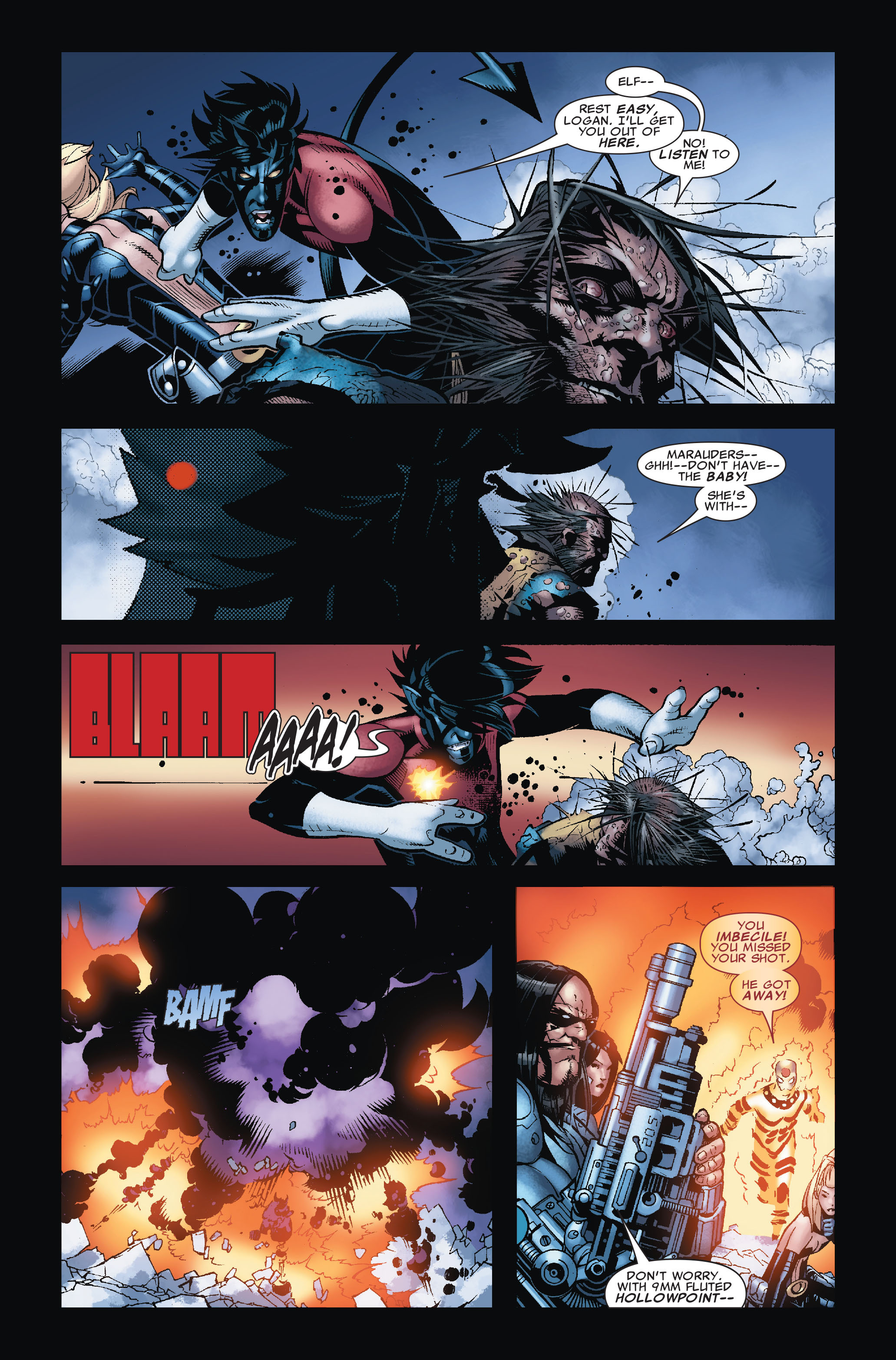 X-Men (1991) 205 Page 19