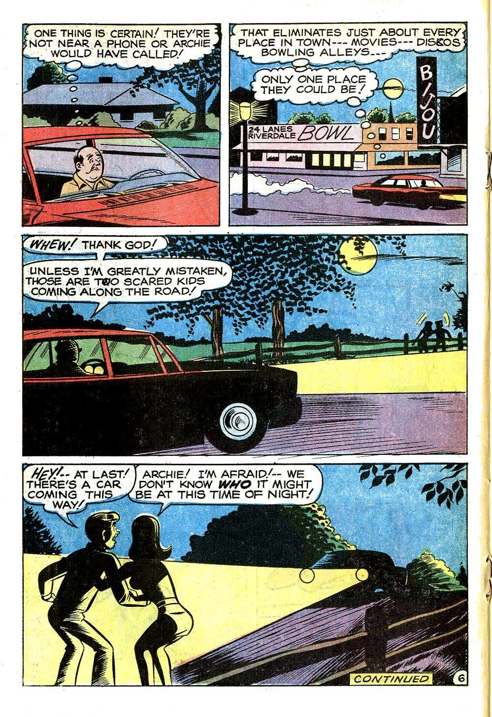 Read online Archie (1960) comic -  Issue #215 - 18