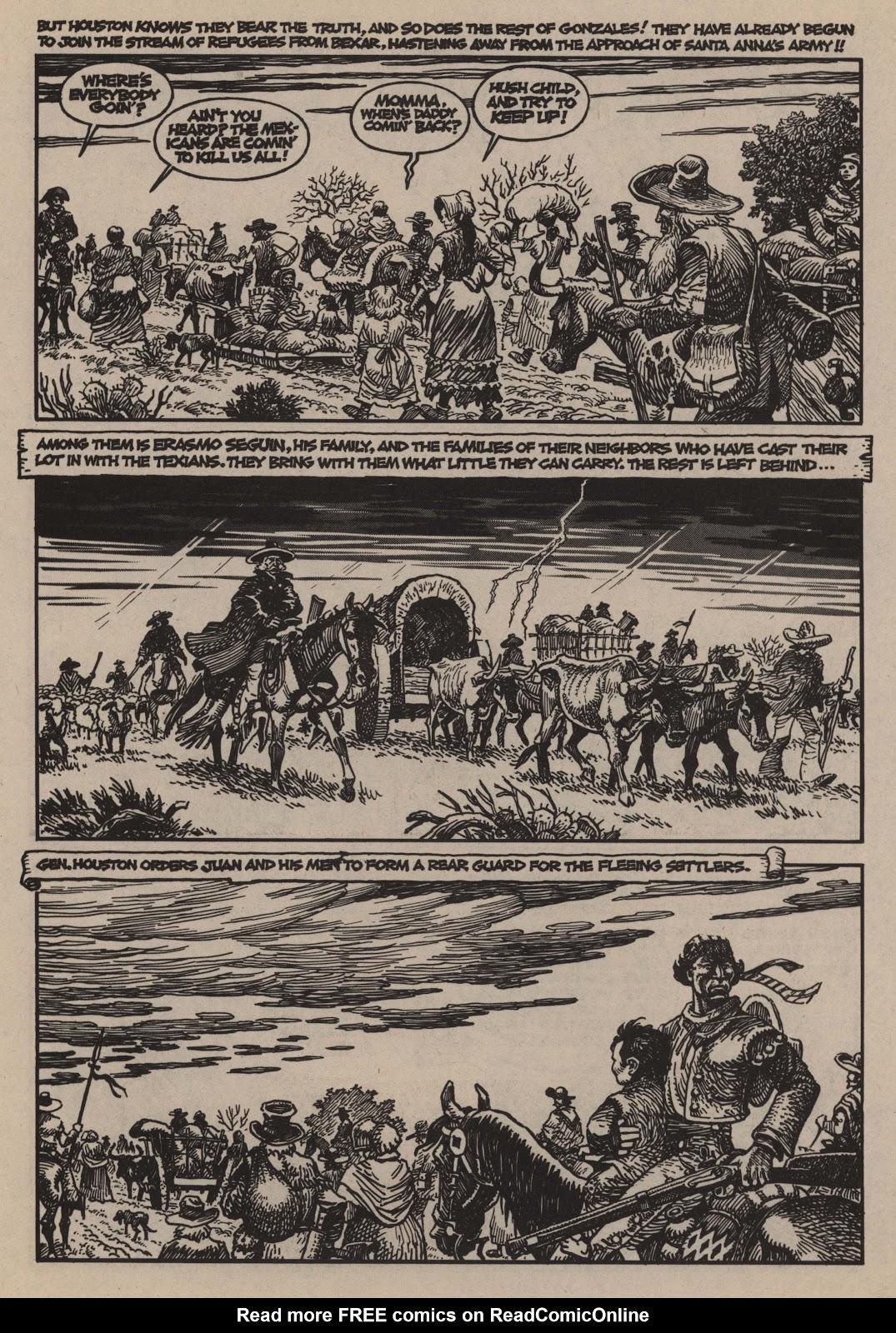 Recuerden el Alamo issue Full - Page 39