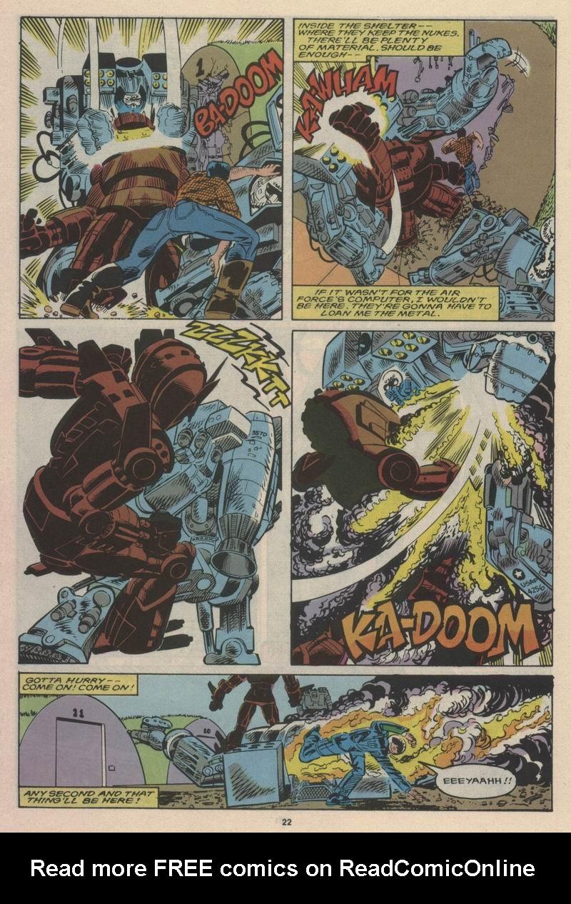 Read online Alpha Flight (1983) comic -  Issue #63 - 24