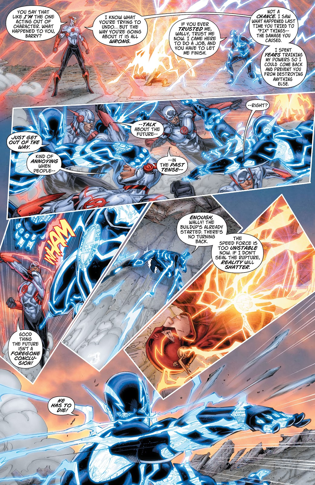 Read online The Flash (2011) comic -  Issue # _TPB 6 (Part 2) - 73