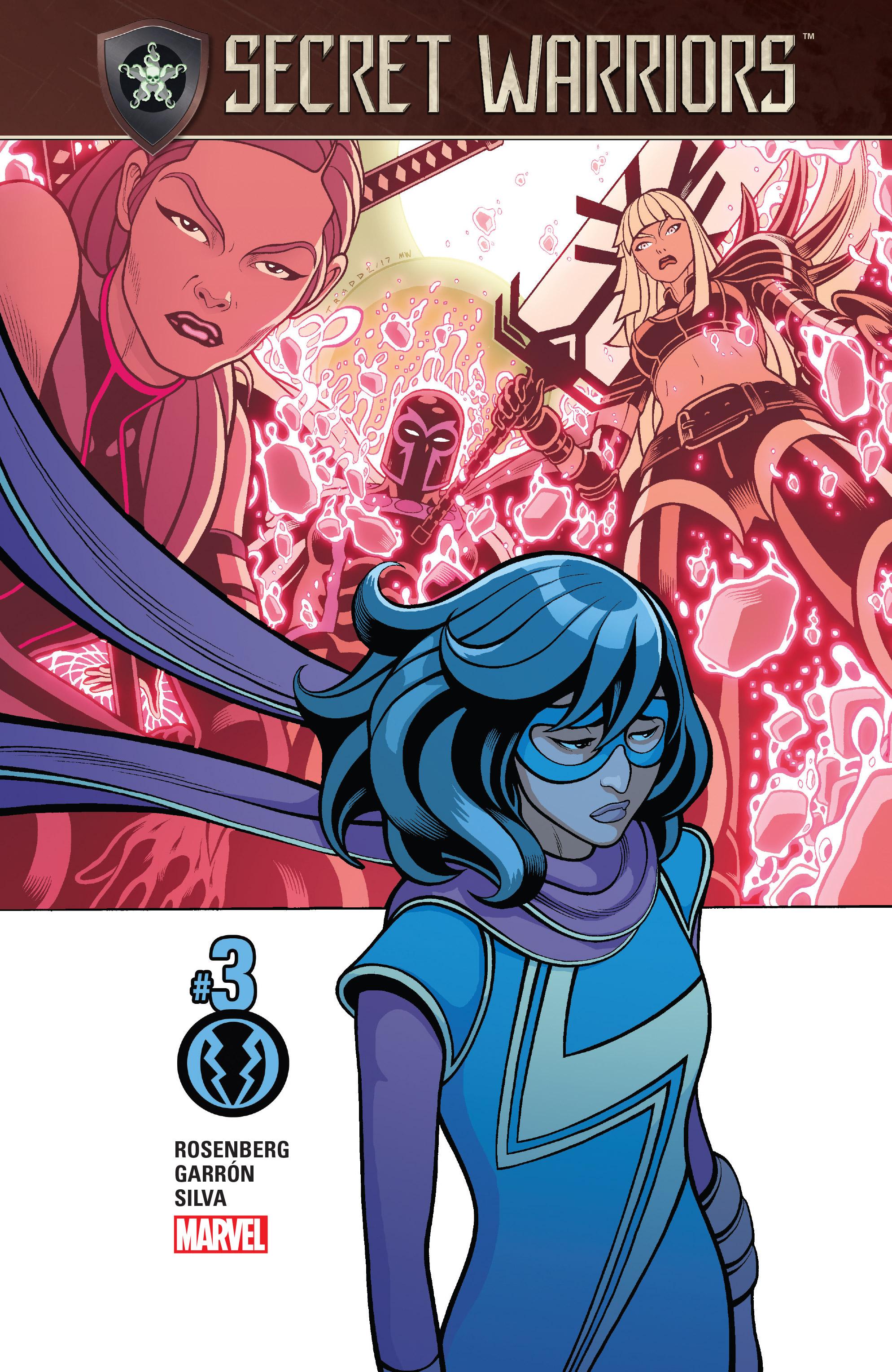 Read online Secret Warriors (2017) comic -  Issue #3 - 1