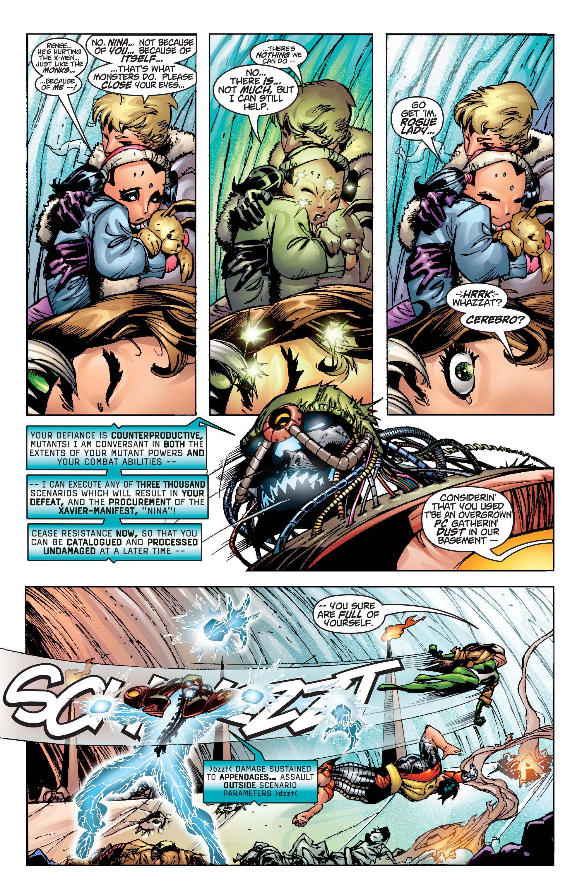 X-Men (1991) 83 Page 3