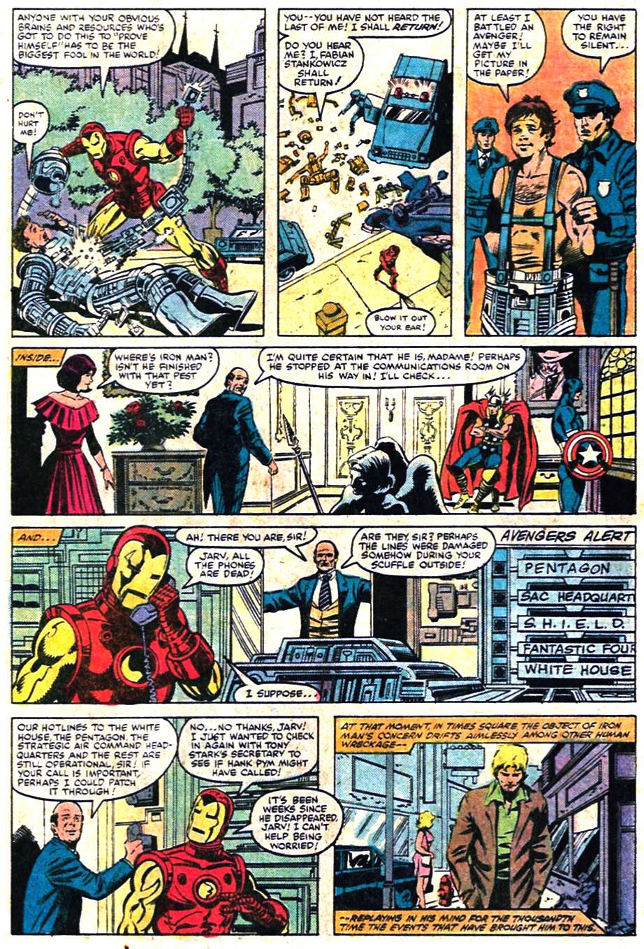 The Avengers (1963) 217 Page 5