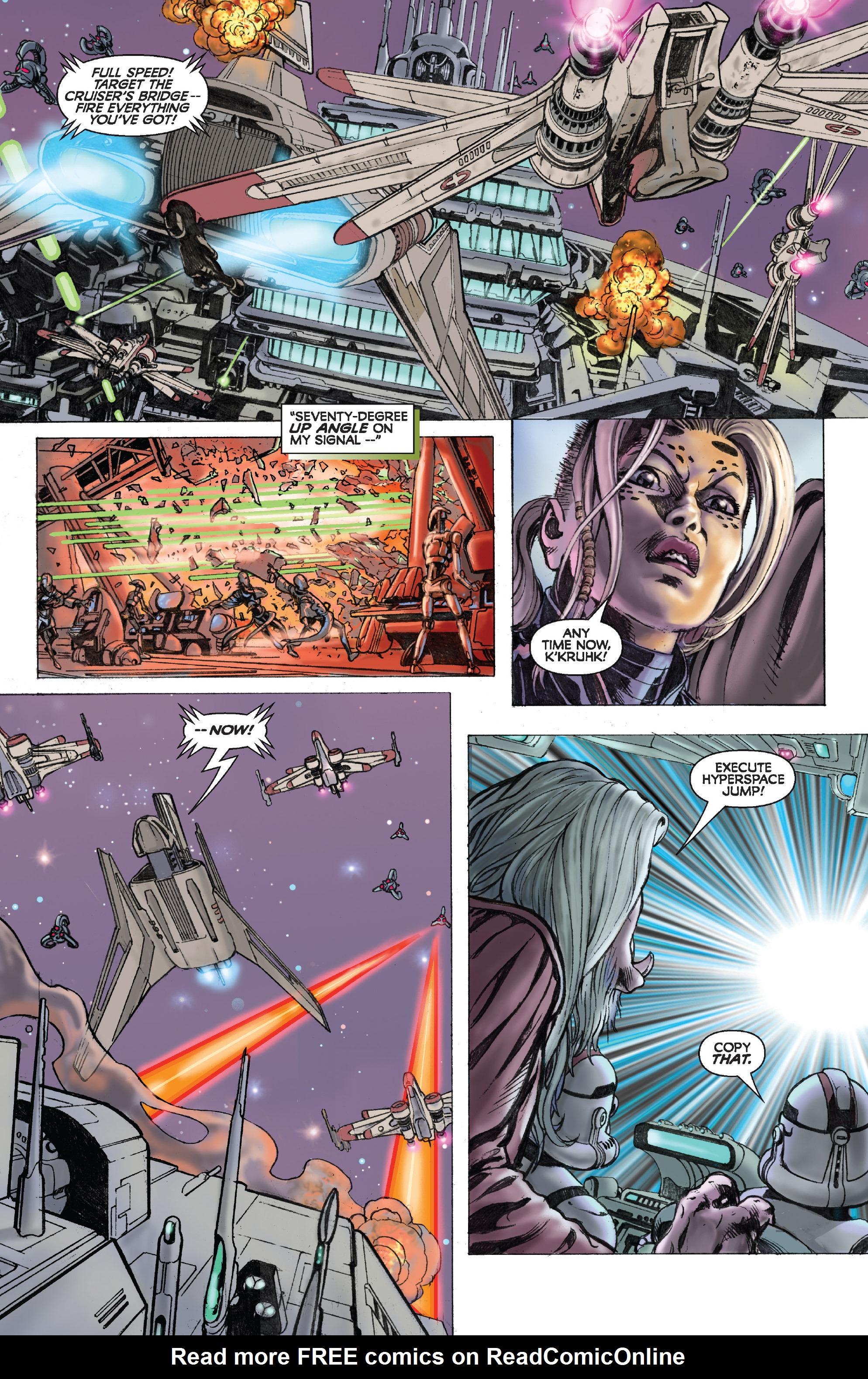 Read online Star Wars Omnibus comic -  Issue # Vol. 31 - 171