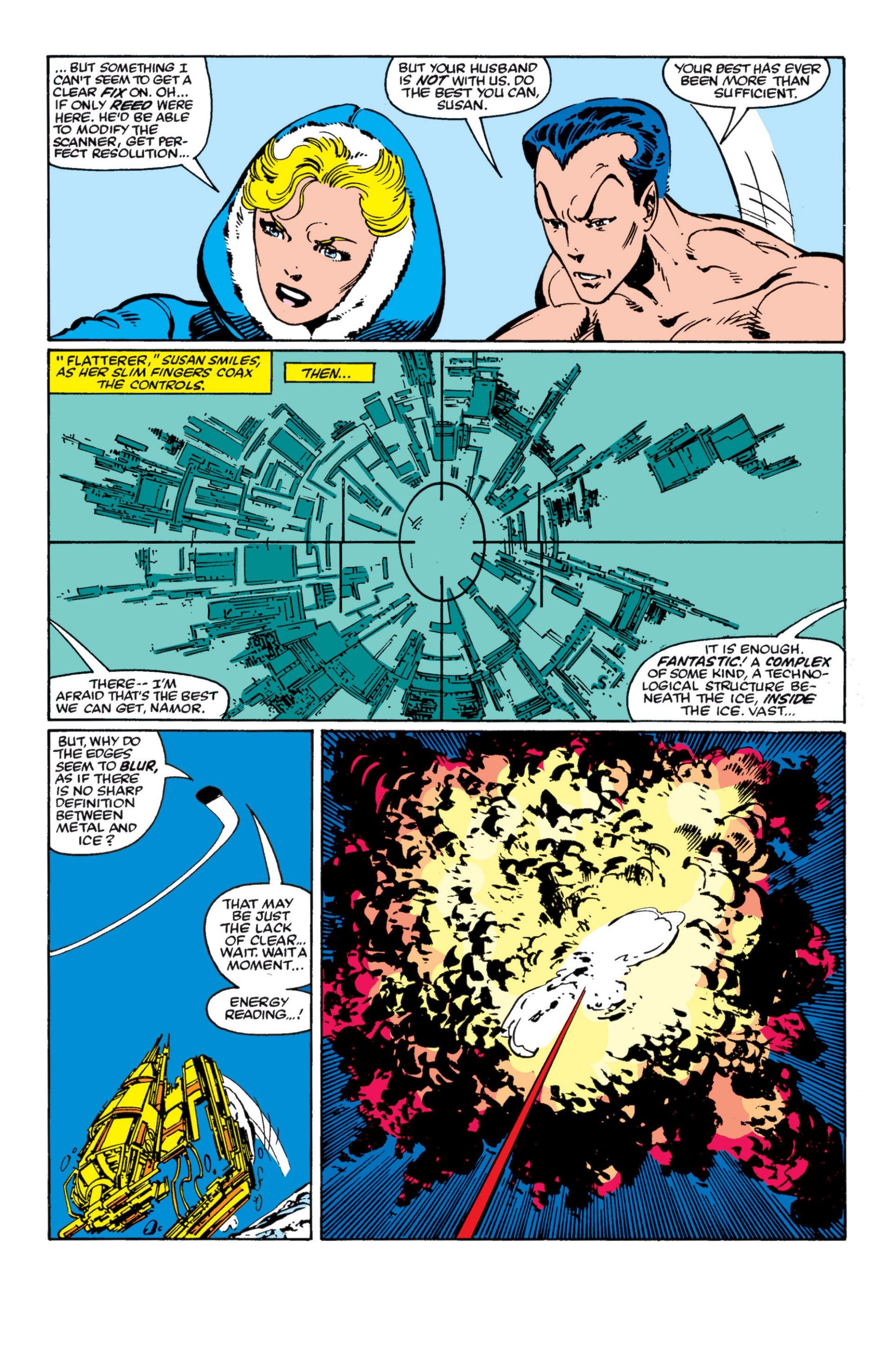 Read online Alpha Flight (1983) comic -  Issue #4 - 4