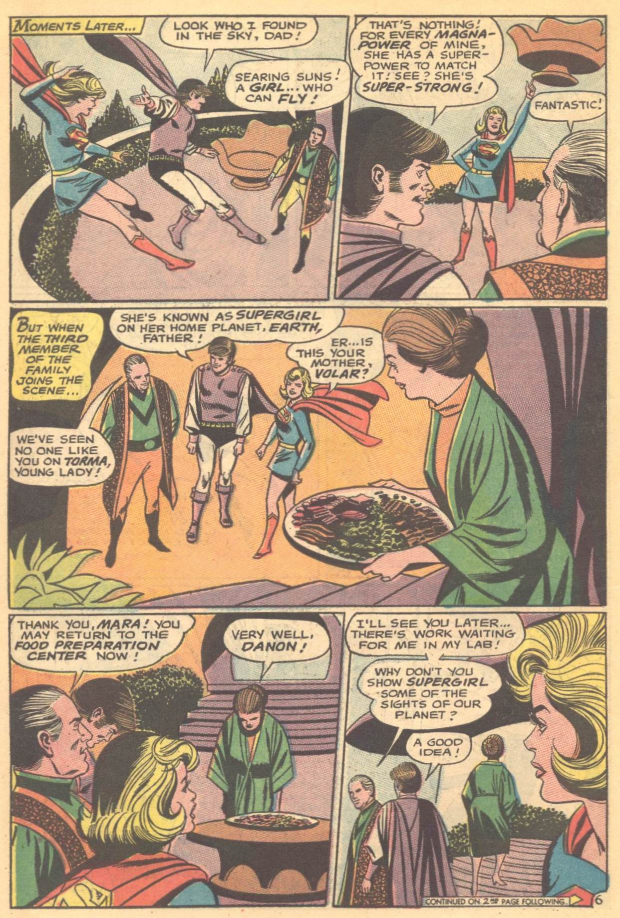 Read online Adventure Comics (1938) comic -  Issue #384 - 8