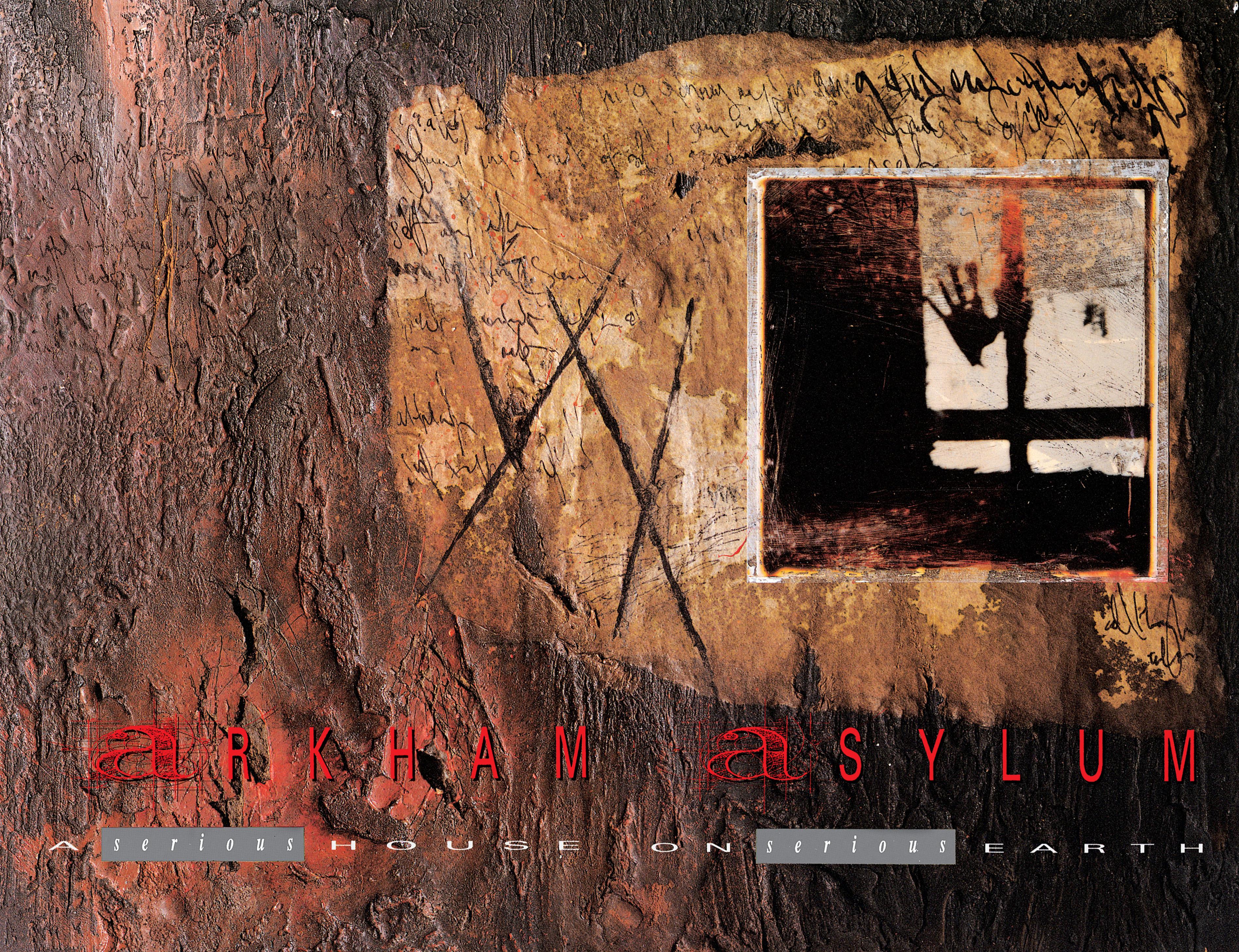 Read online Arkham Asylum comic -  Issue #Arkham Asylum Full - 7