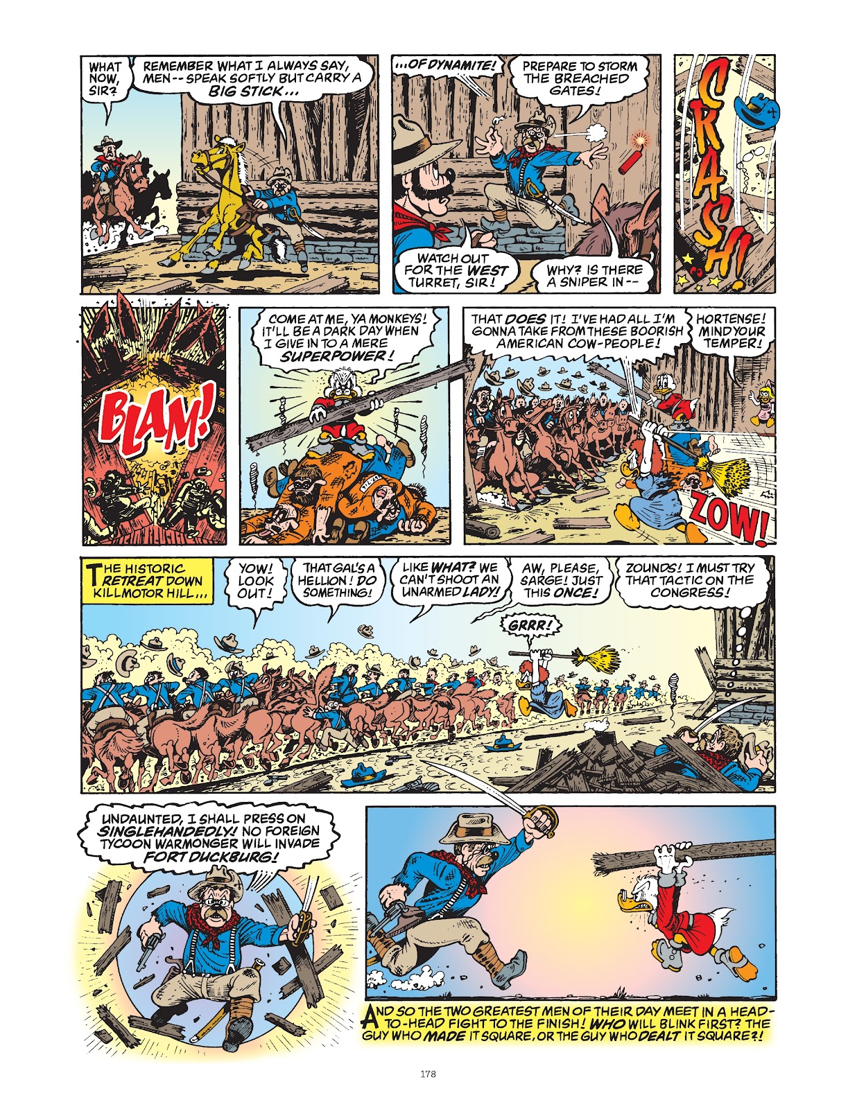 Read online The Complete Life and Times of Scrooge McDuck comic -  Issue # TPB 1 (Part 2) - 74