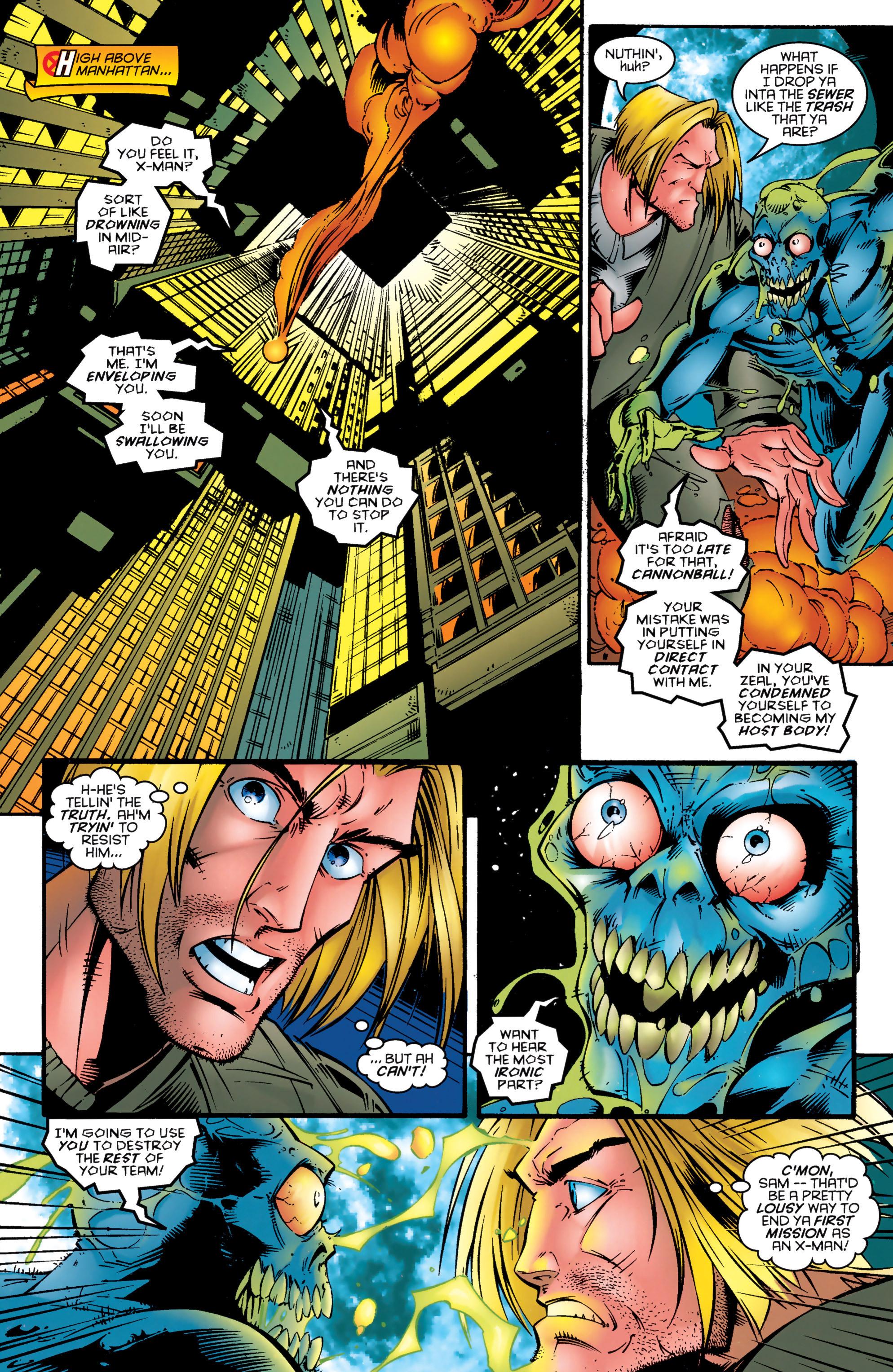 Read online Uncanny X-Men (1963) comic -  Issue #324 - 12