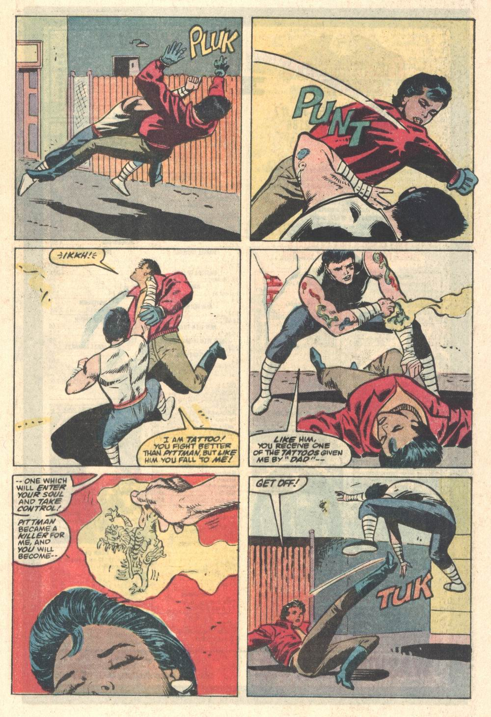 Read online Justice (1986) comic -  Issue #5 - 9