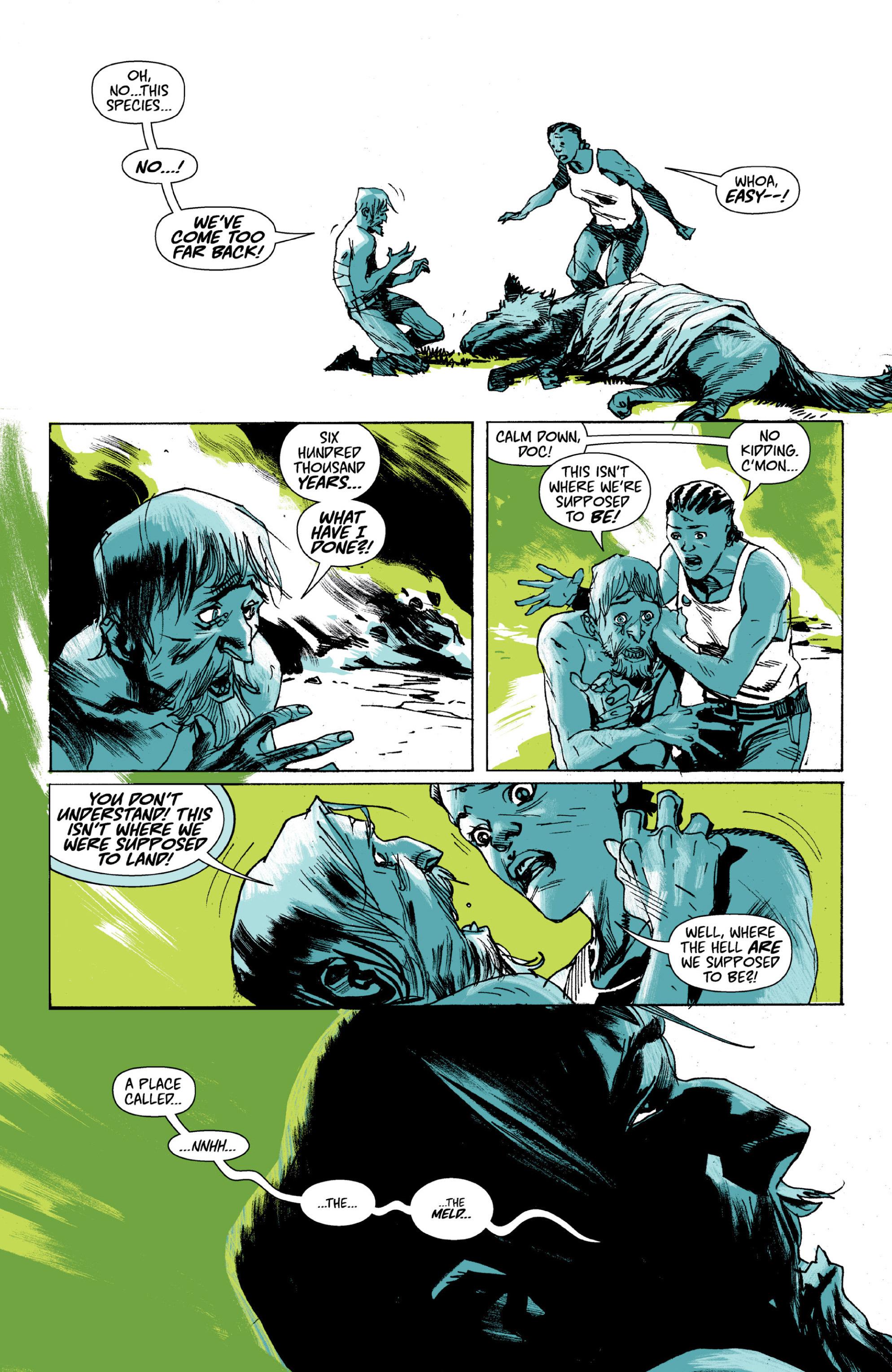 Read online Ei8ht comic -  Issue # TPB - 47