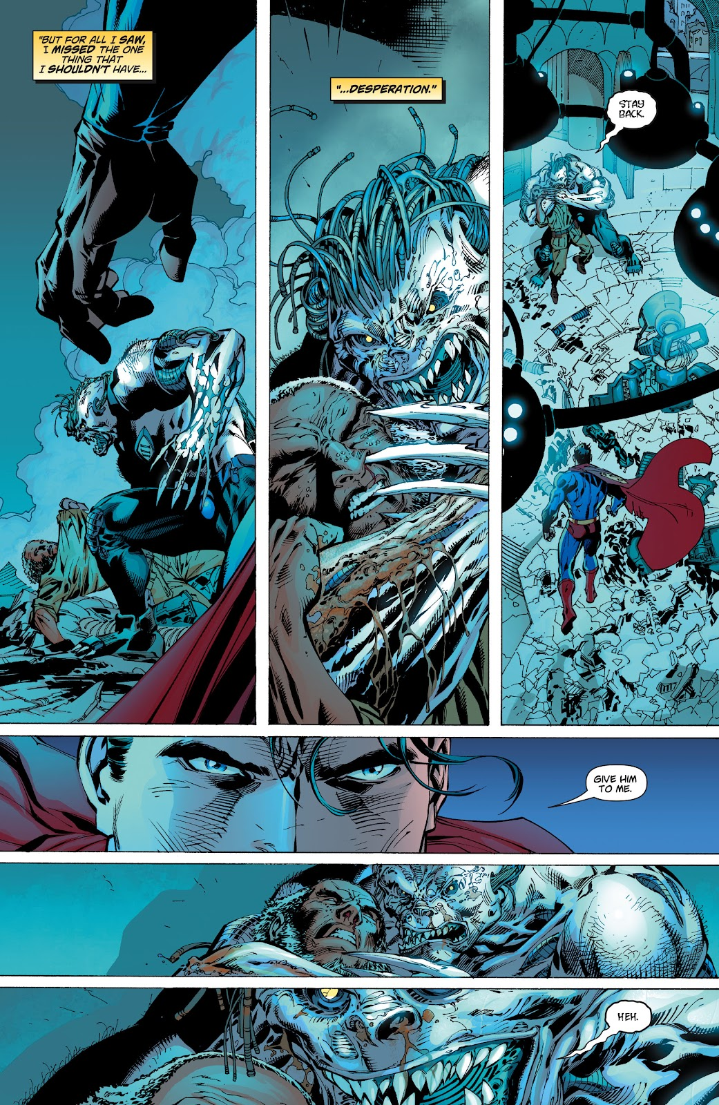 Read online Superman: For Tomorrow comic -  Issue # TPB (Part 2) - 1