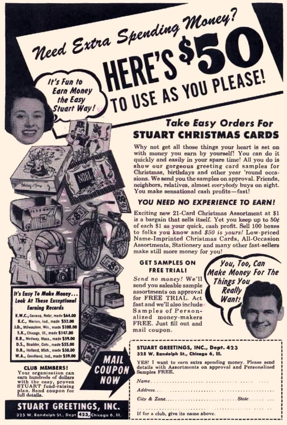Read online Adventure Comics (1938) comic -  Issue #191 - 43