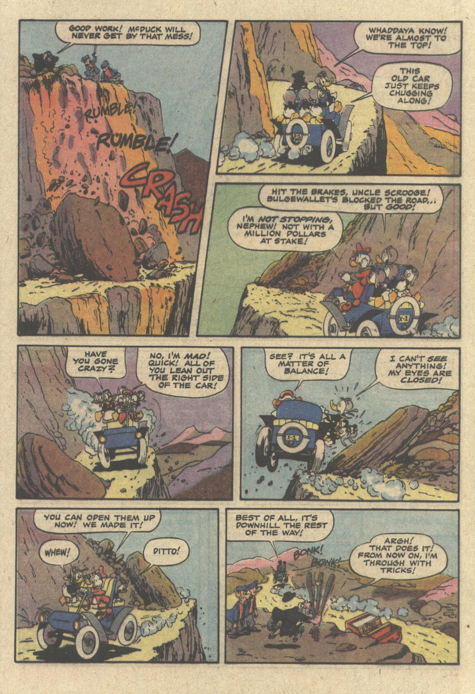 Read online Uncle Scrooge (1953) comic -  Issue #239 - 16