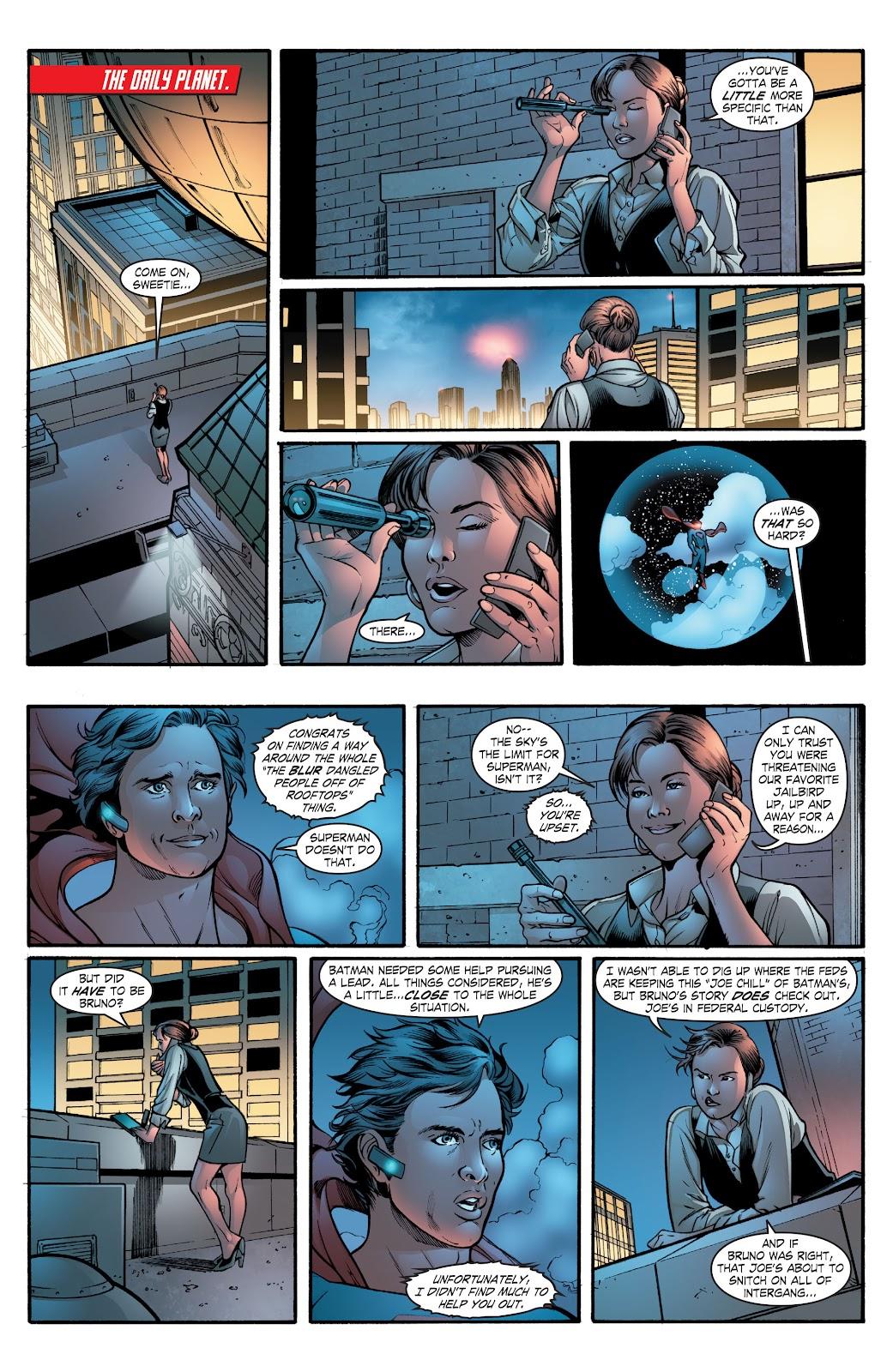 Read online Smallville Season 11 [II] comic -  Issue # TPB 2 - 55