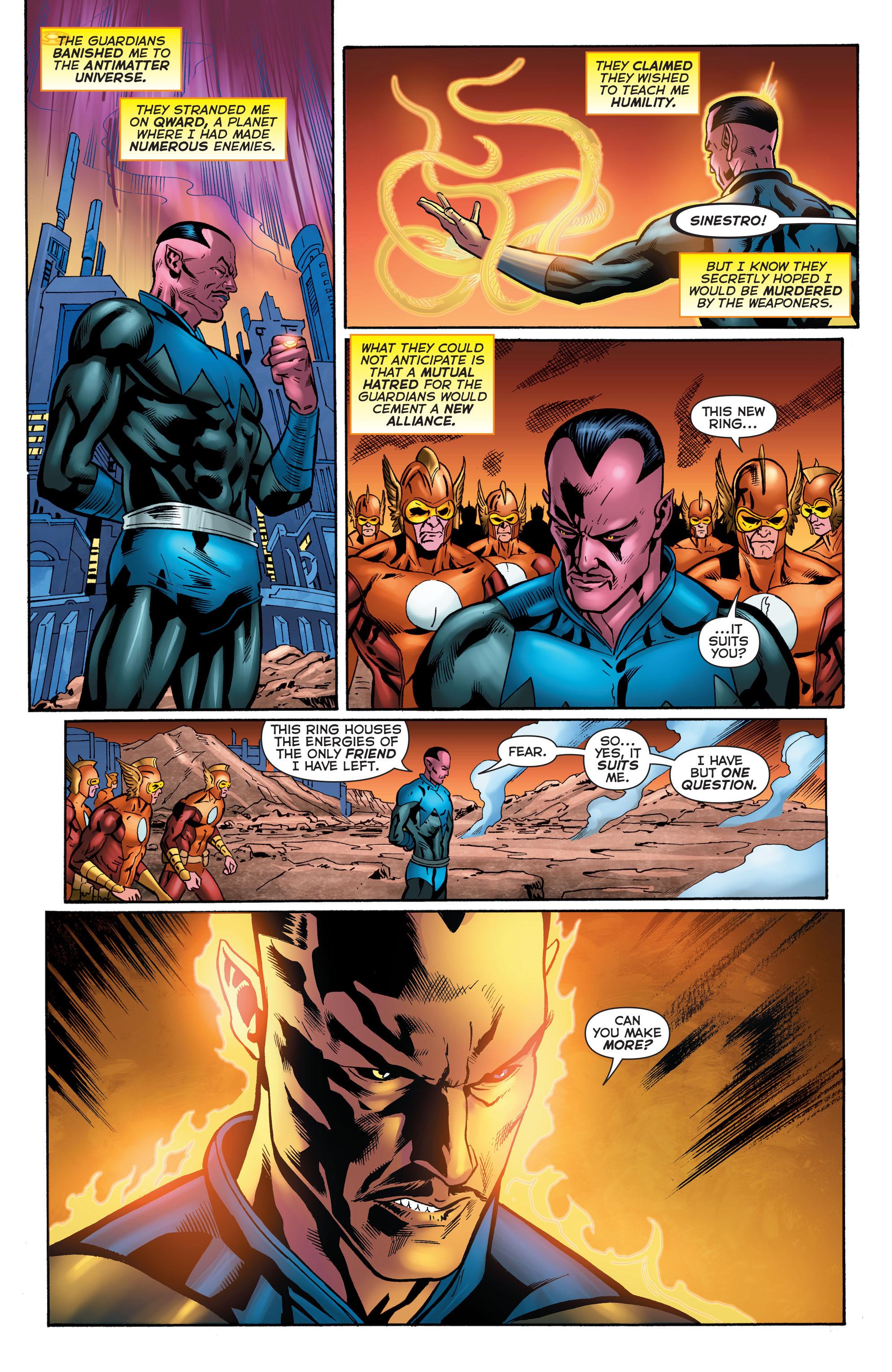 Read online Secret Origins (2014) comic -  Issue #6 - 33