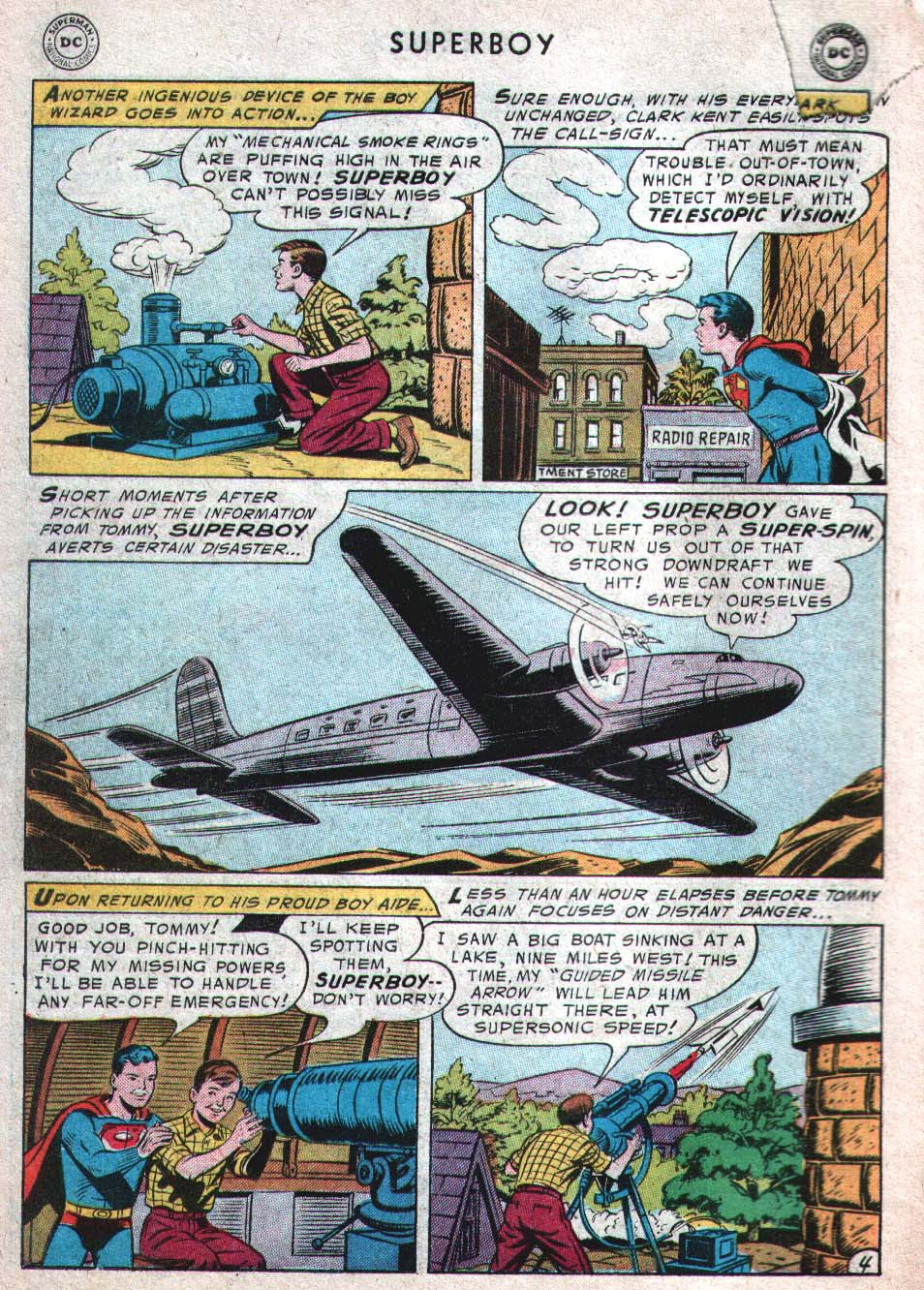 Superboy (1949) issue 46 - Page 5