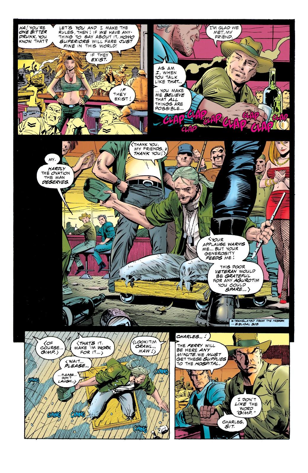 Uncanny X-Men (1963) issue 321 - Page 3