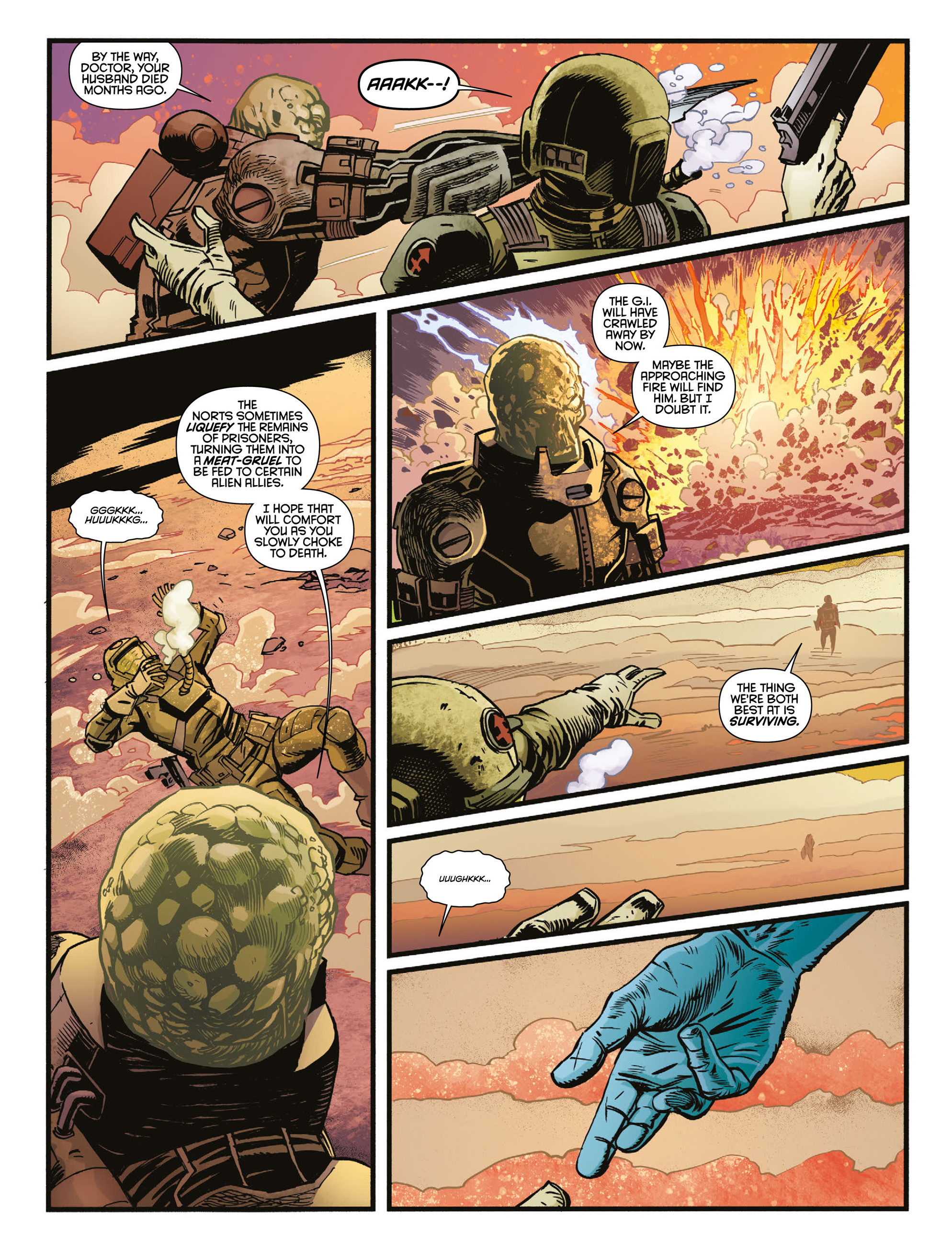 Read online 2000 AD comic -  Issue #2009 - 18