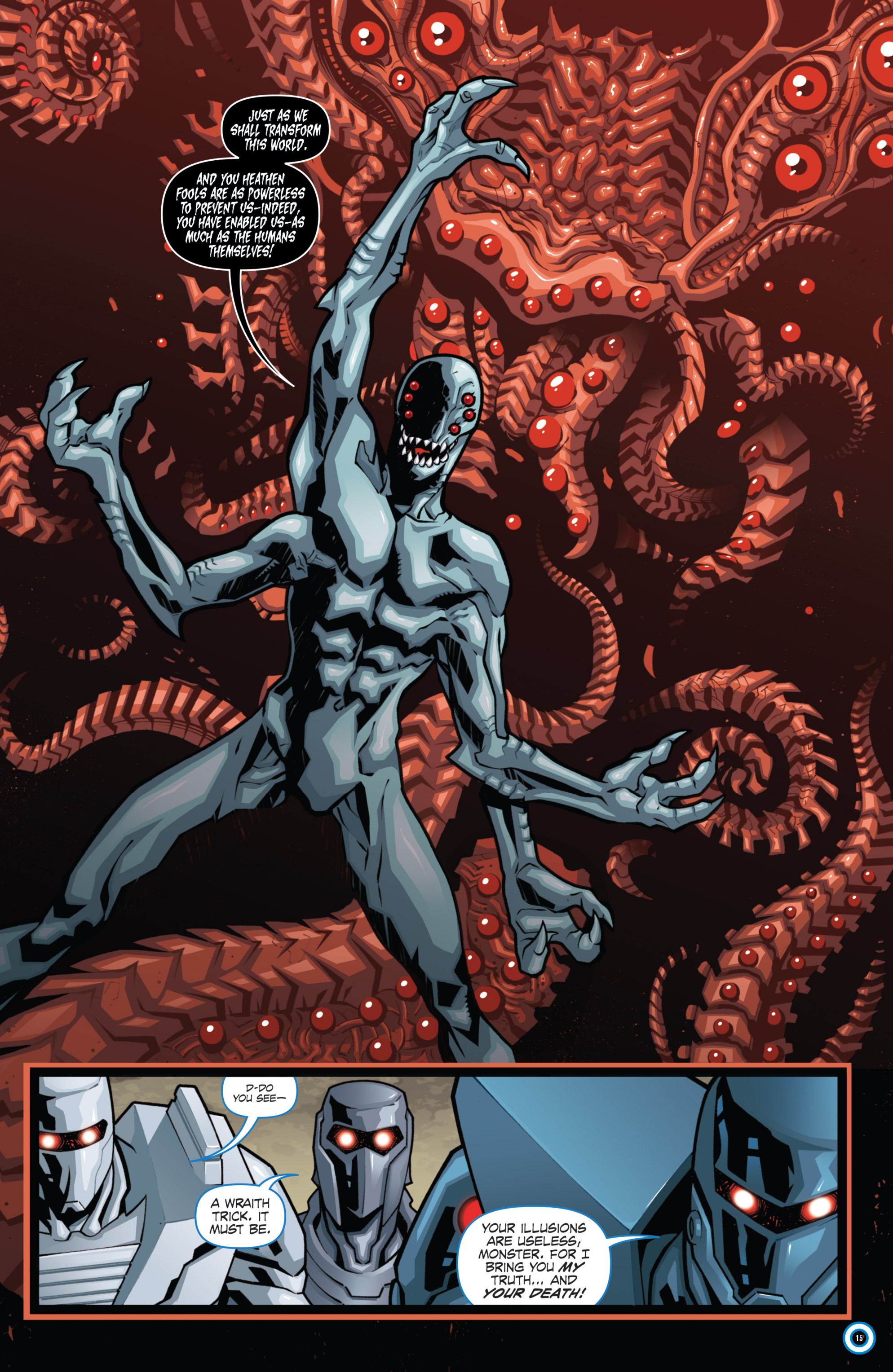 Read online ROM (2016) comic -  Issue #10 - 17