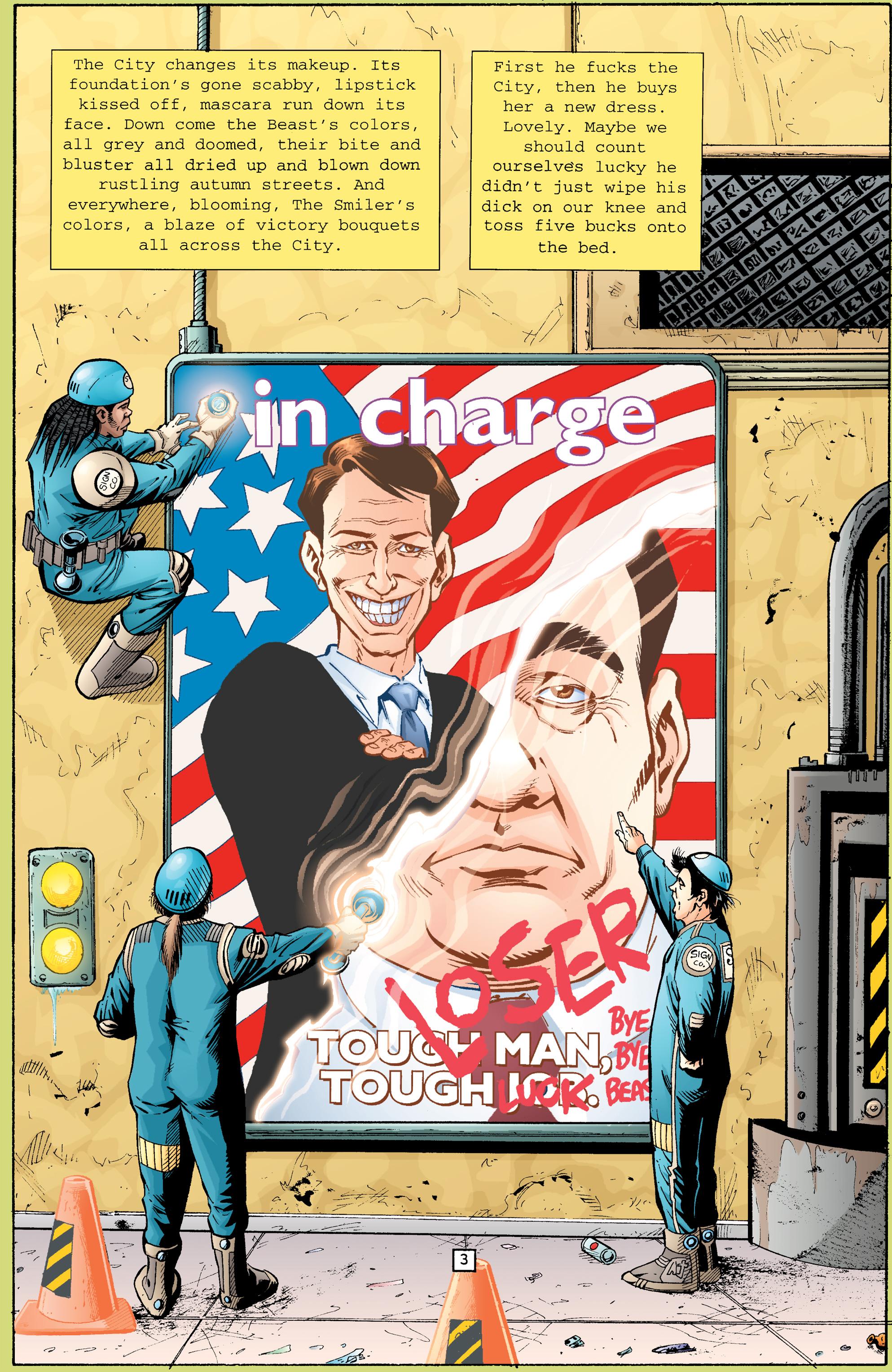 Read online Transmetropolitan comic -  Issue #26 - 4
