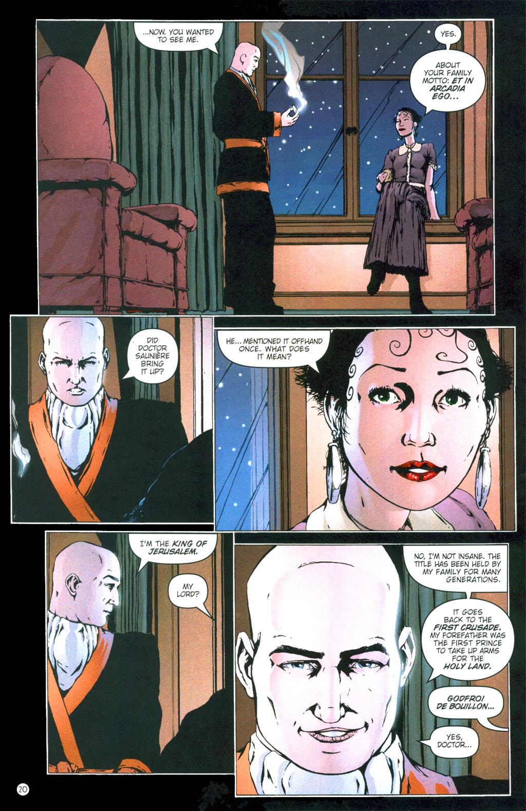 Read online Rex Mundi comic -  Issue #6 - 23