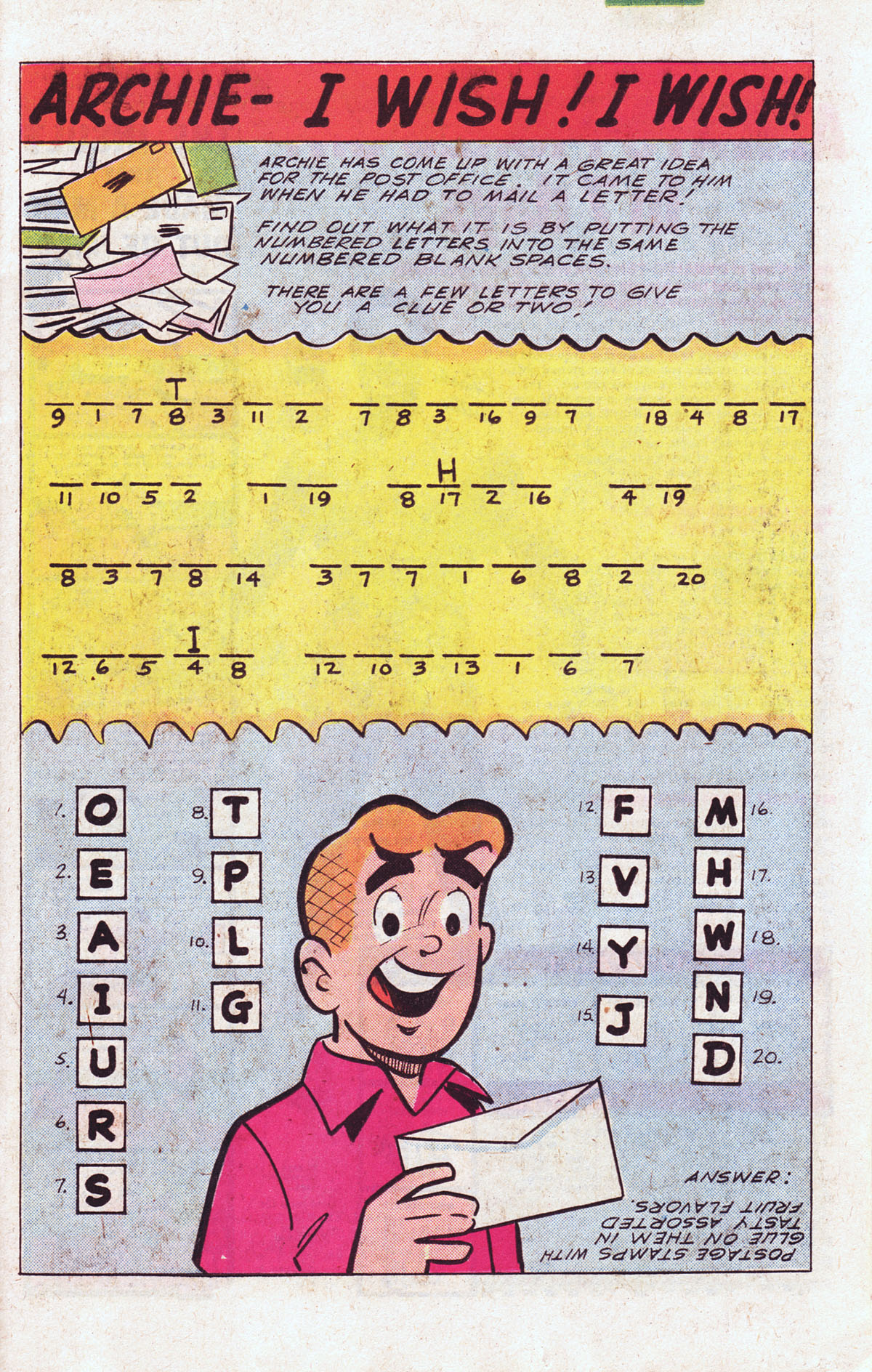 Read online Archie (1960) comic -  Issue #301 - 11