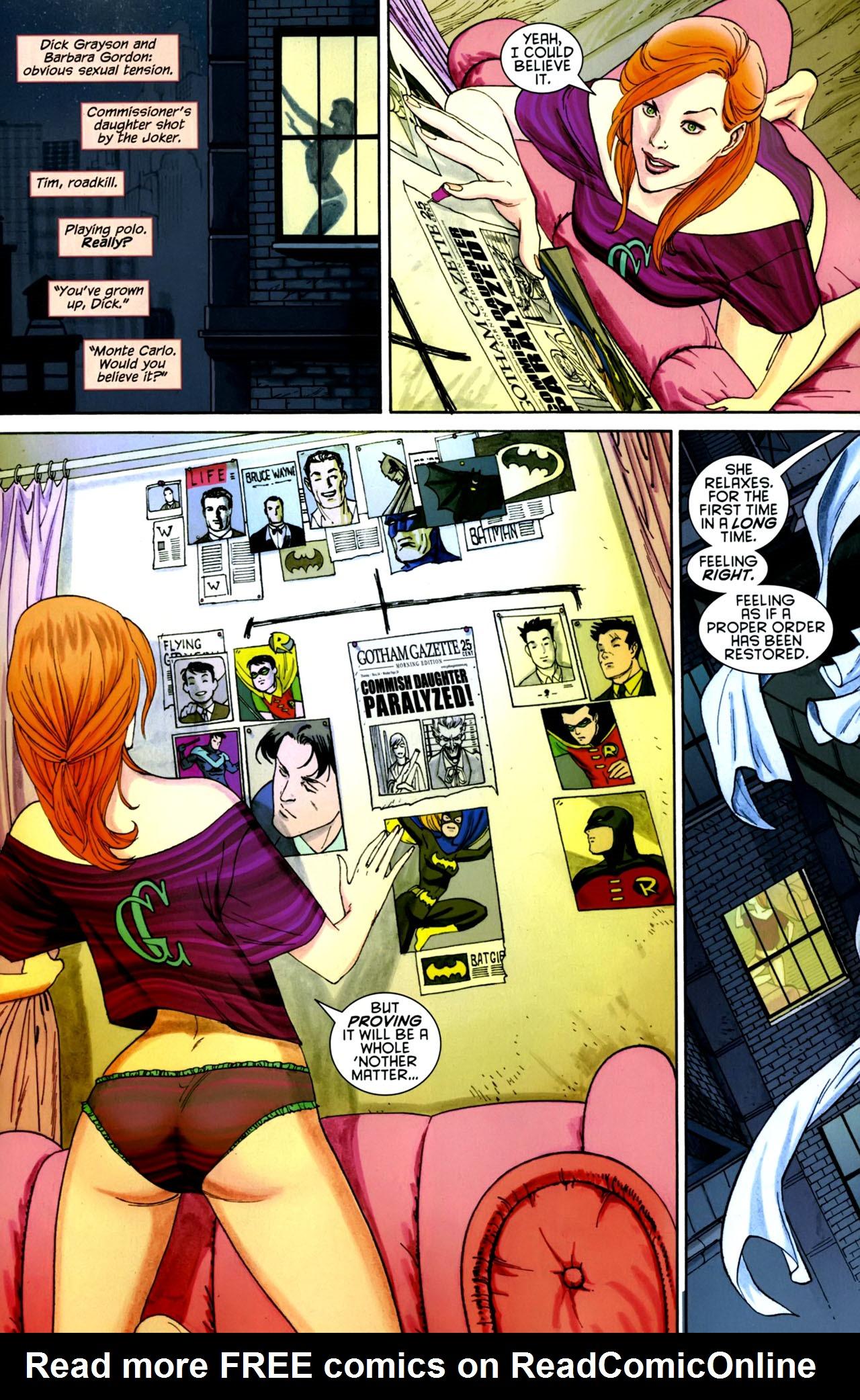 Read online Gotham Gazette comic -  Issue # Issue Batman Alive - 22