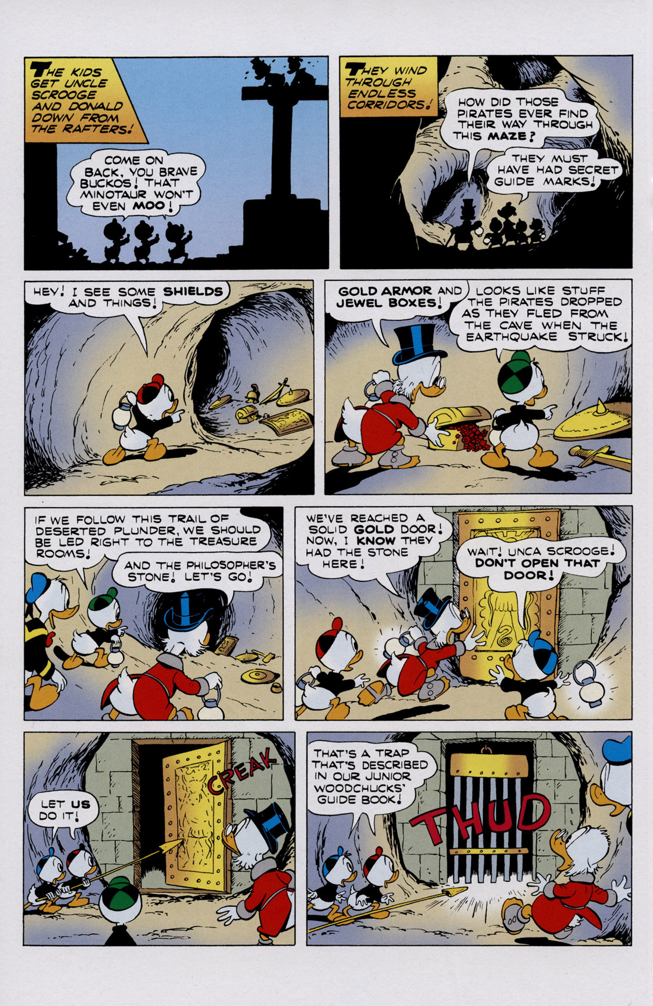 Read online Uncle Scrooge (1953) comic -  Issue #402 - 16
