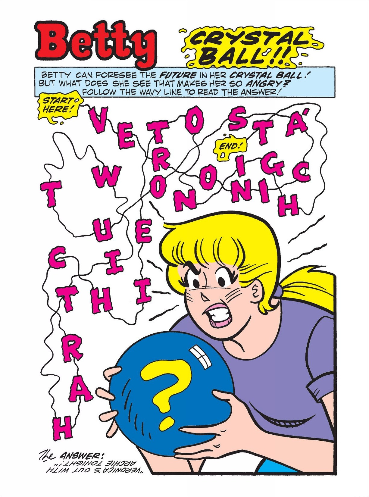 Read online Archie 1000 Page Comics Bonanza comic -  Issue #3 (Part 1) - 64