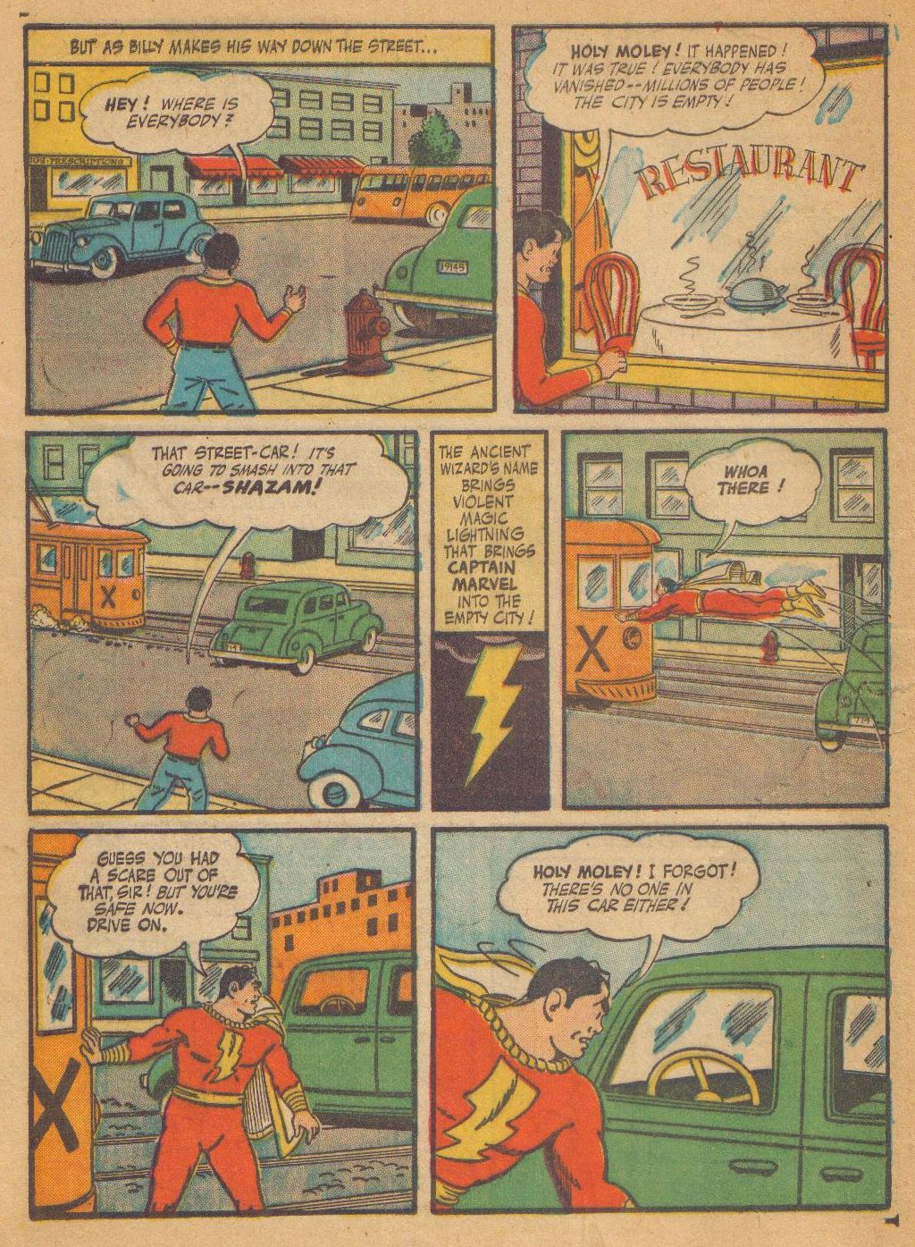 Captain Marvel Adventures issue 64 - Page 32