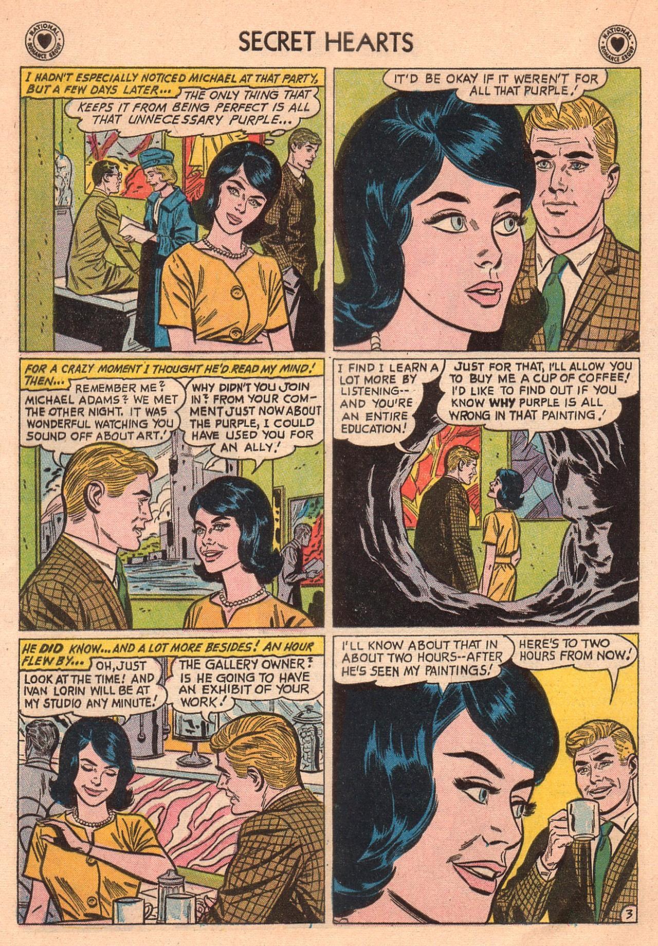 Read online Secret Hearts comic -  Issue #74 - 20