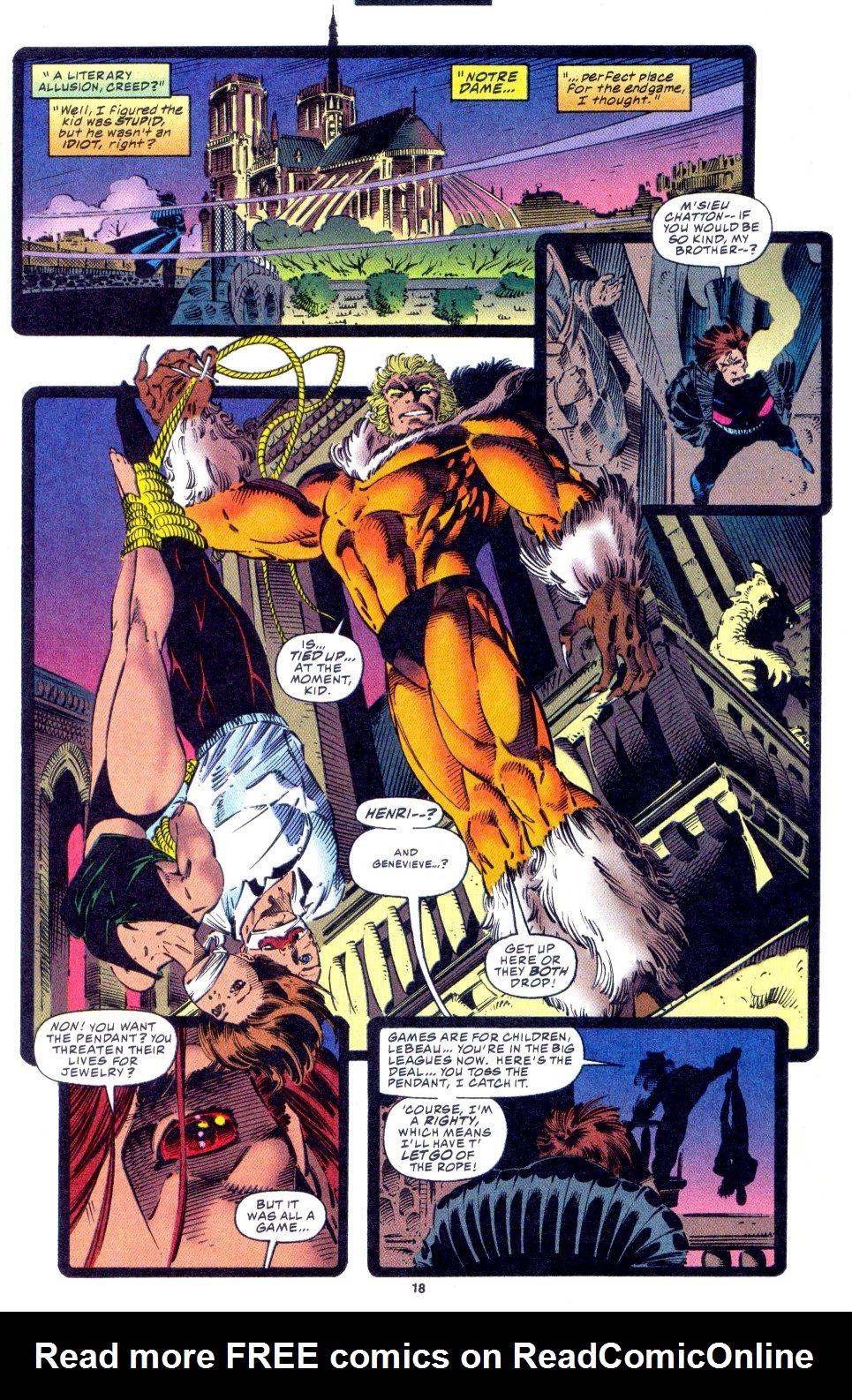 X-Men (1991) 33 Page 15