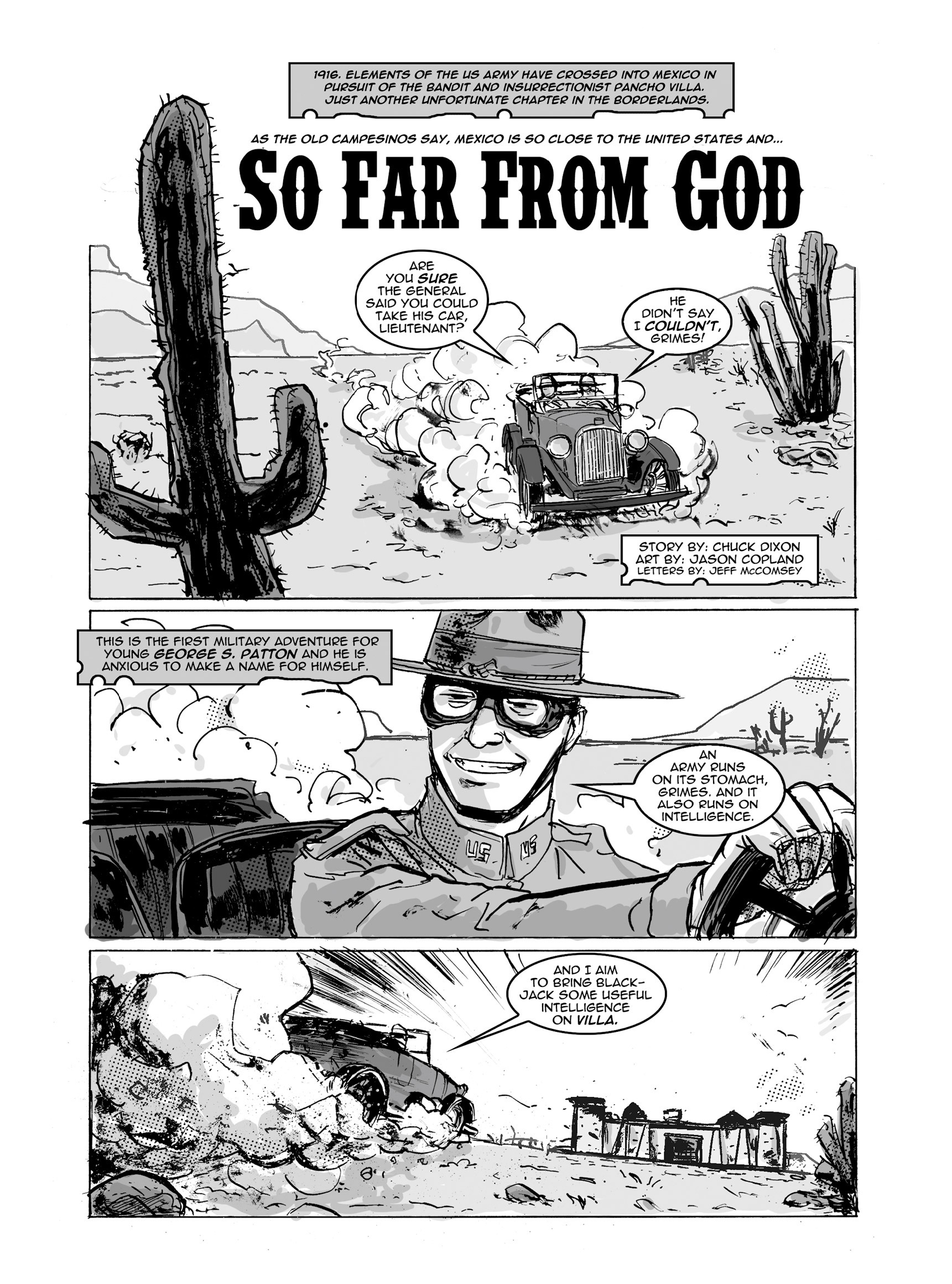 Read online FUBAR comic -  Issue #3 - 216