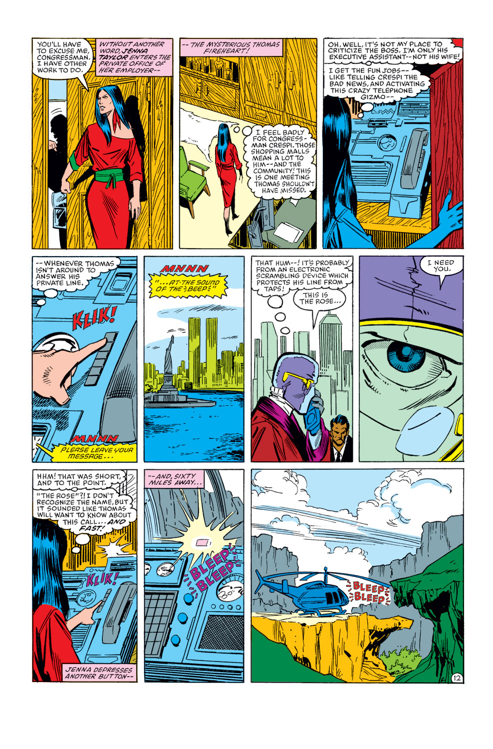 The Amazing Spider-Man (1963) 256 Page 12