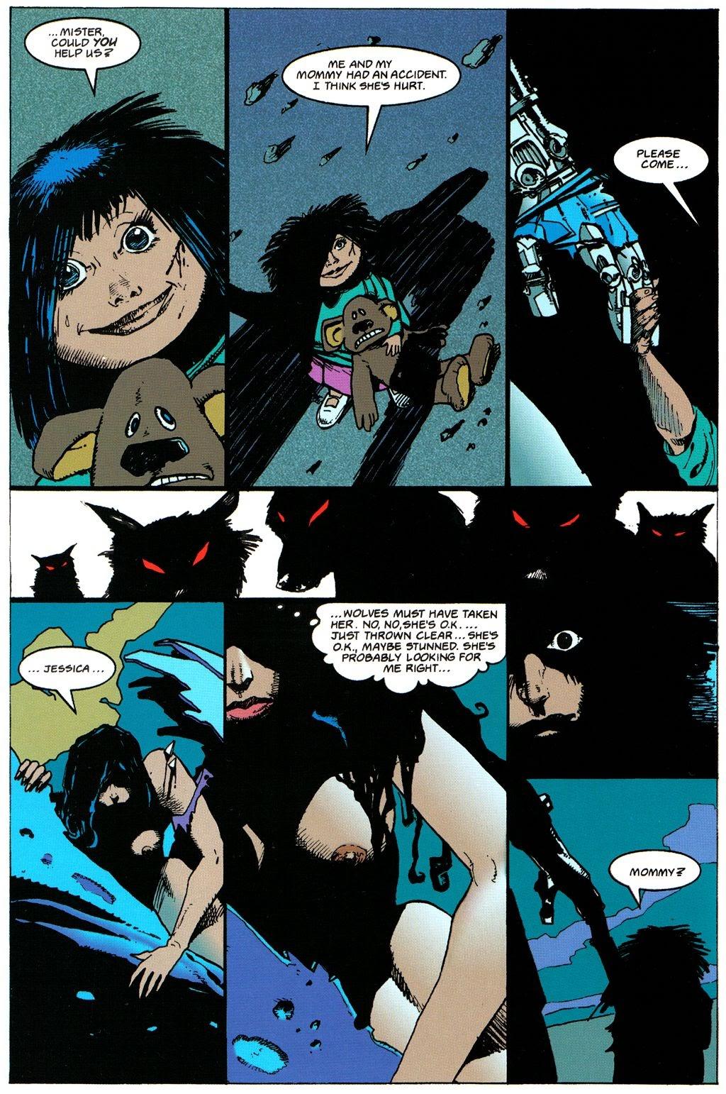 Read online Bisley's Scrapbook comic -  Issue # Full - 6