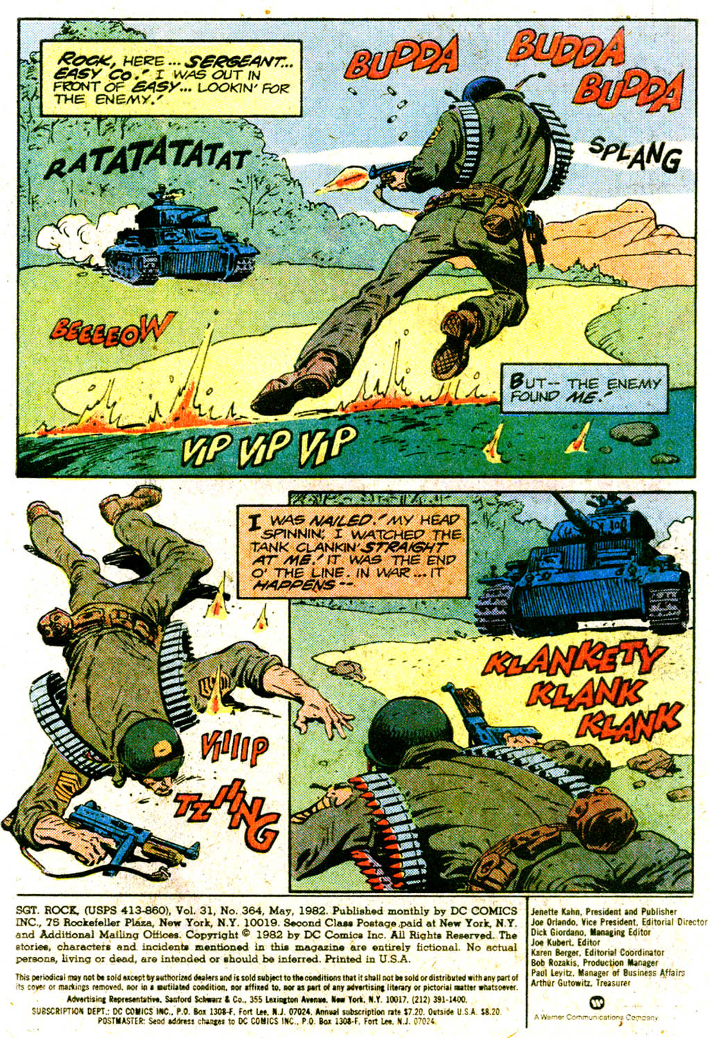 Sgt. Rock issue 364 - Page 3