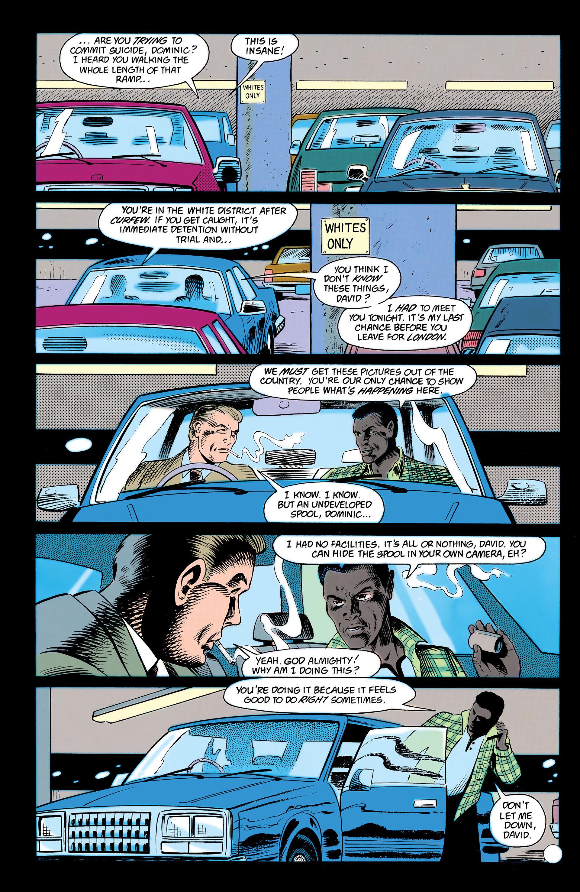 Read online Animal Man (1988) comic -  Issue #13 - 10