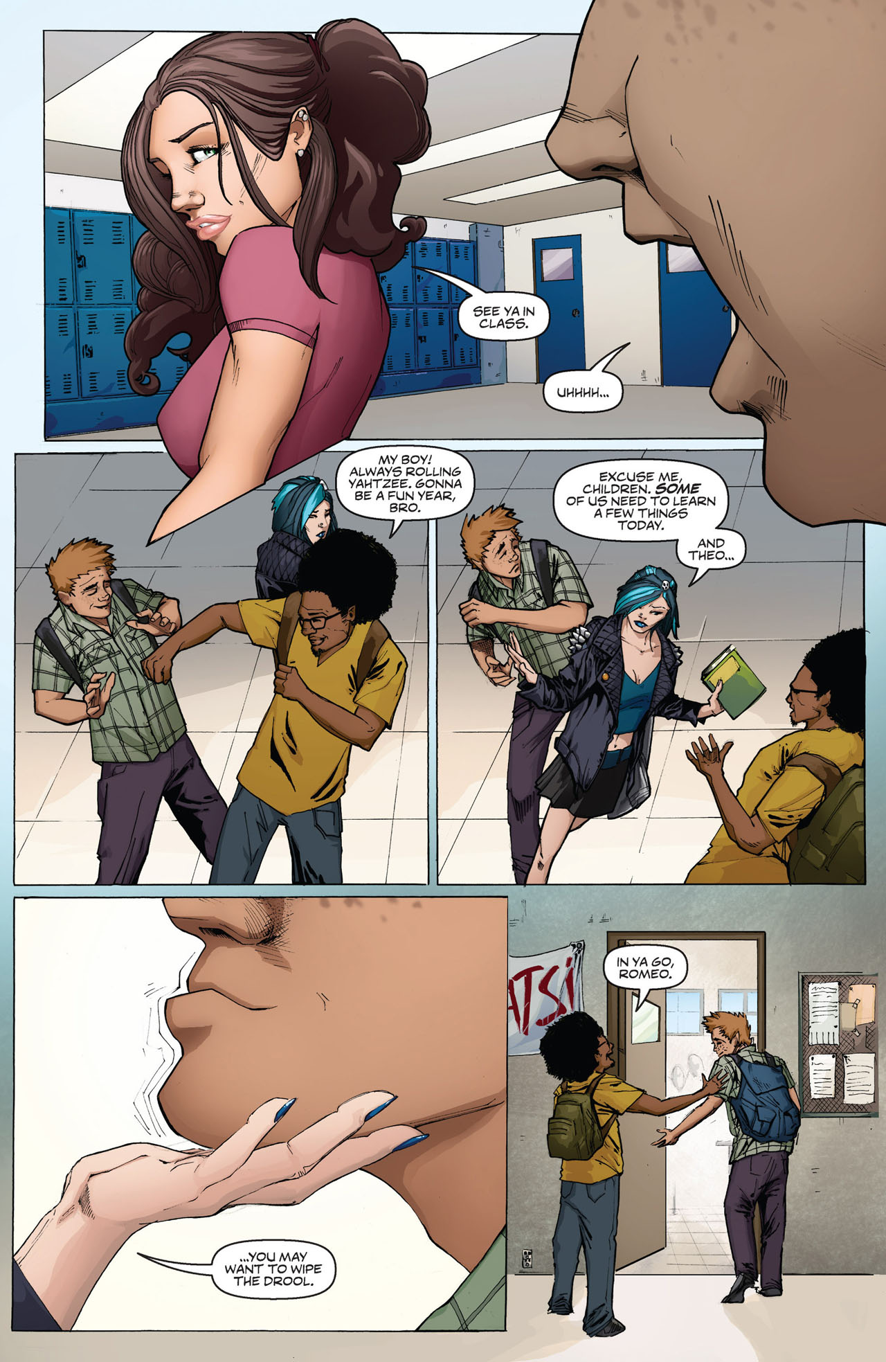 Read online Shrugged (2013) comic -  Issue #1 - 13