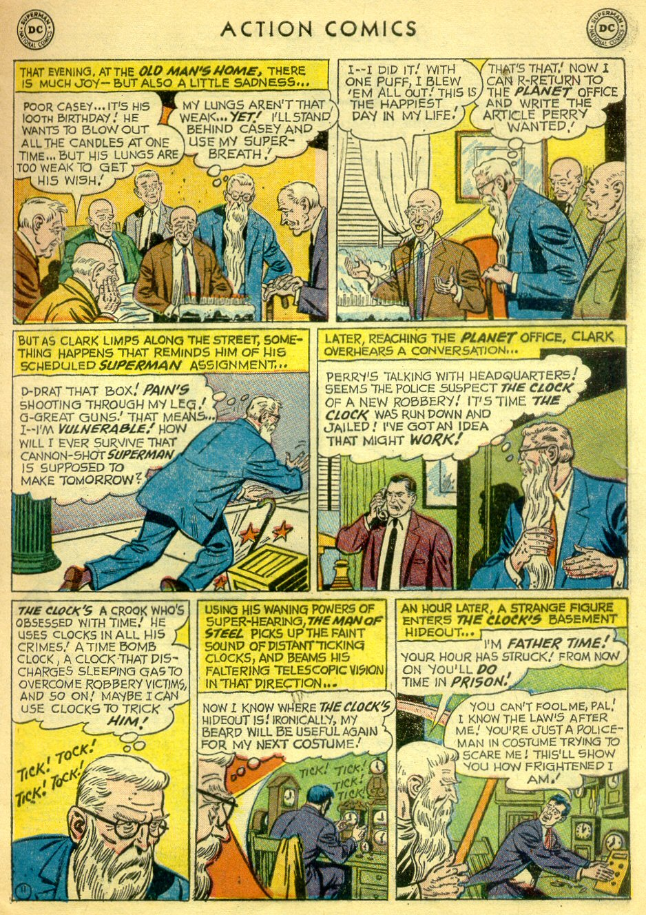 Read online Action Comics (1938) comic -  Issue #251 - 13