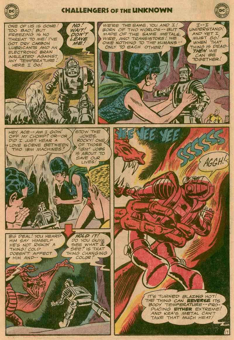 Challengers of the Unknown (1958) issue 45 - Page 20