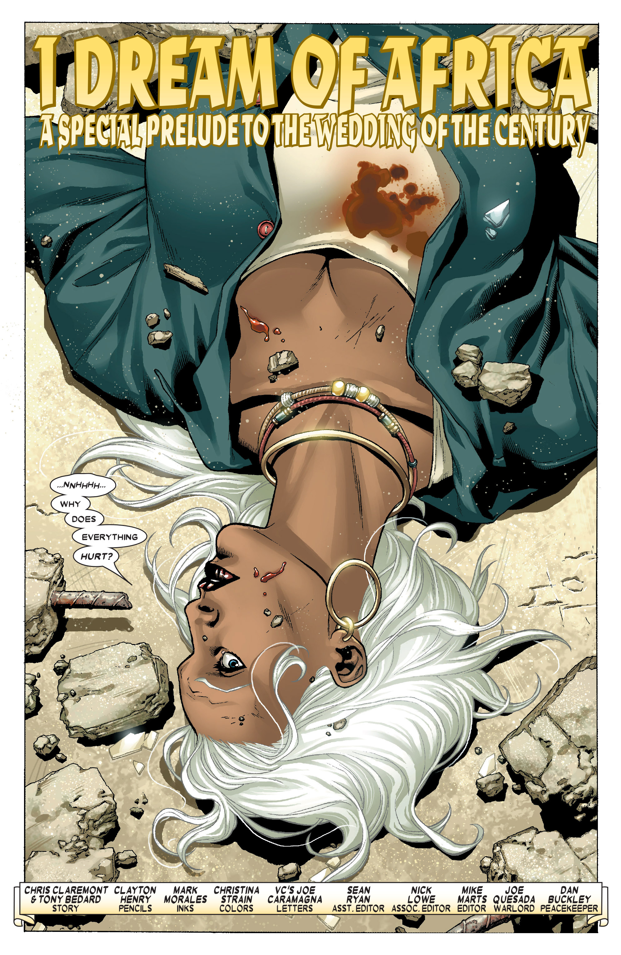 Read online Uncanny X-Men (1963) comic -  Issue # _Annual 1 (2006) - 3