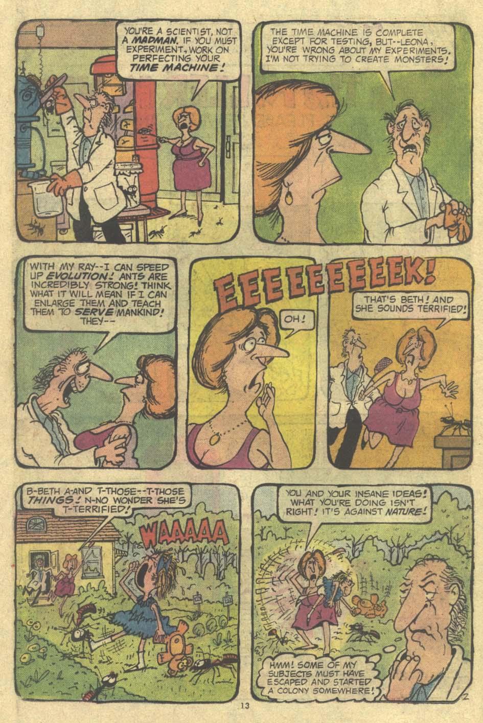 Read online Plop! comic -  Issue #9 - 14