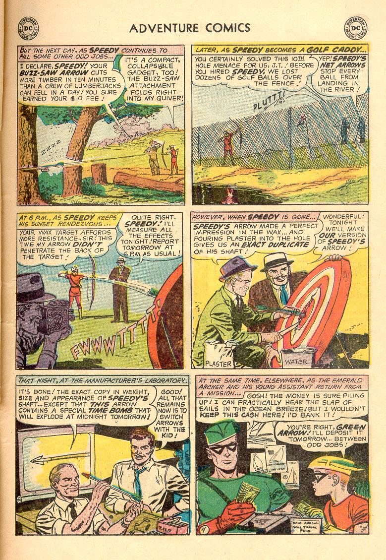 Read online Adventure Comics (1938) comic -  Issue #263 - 20