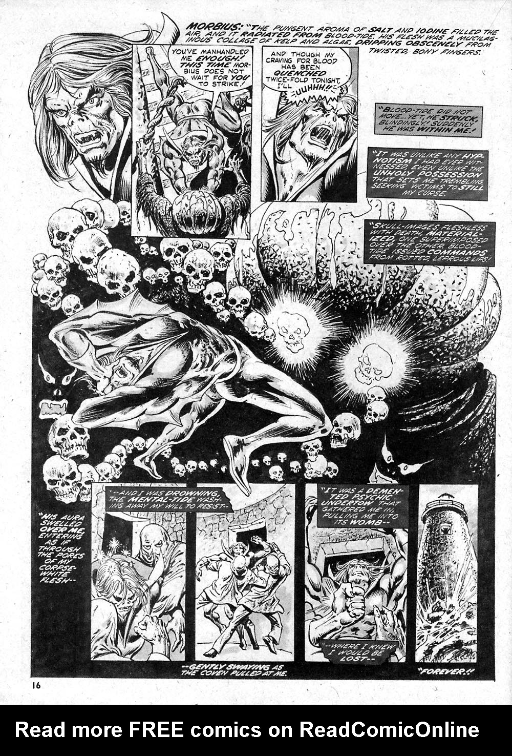 Vampire Tales issue 5 - Page 17