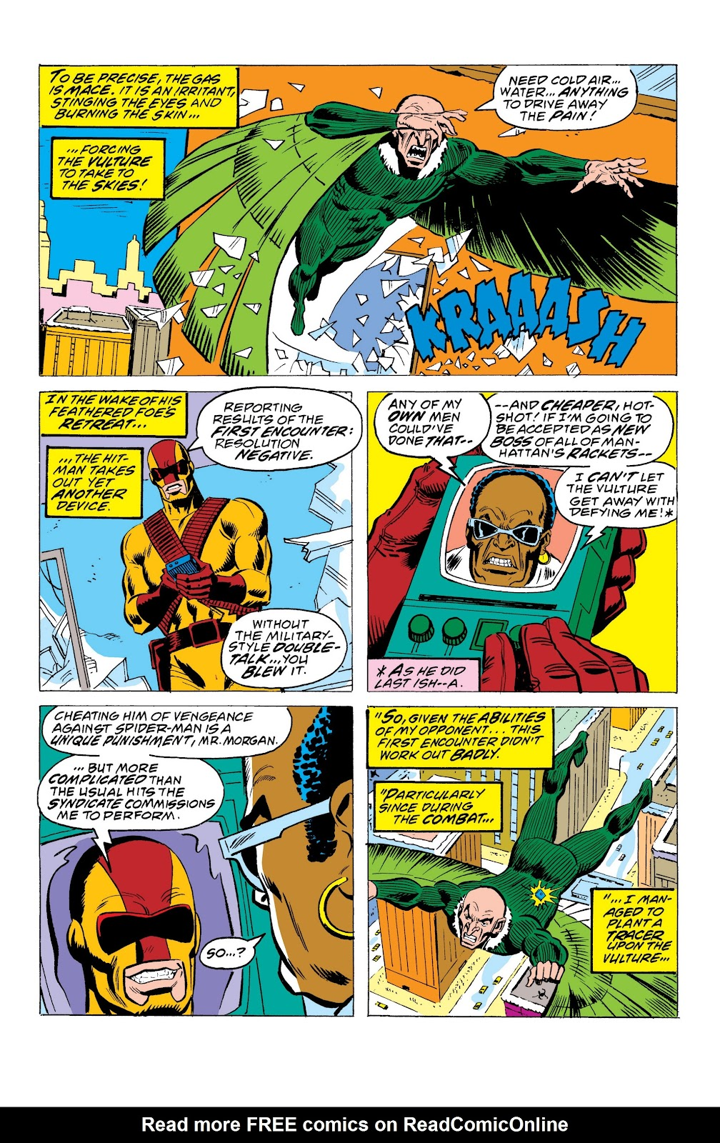 Read online Marvel Masterworks: The Spectacular Spider-Man comic -  Issue # TPB (Part 1) - 85